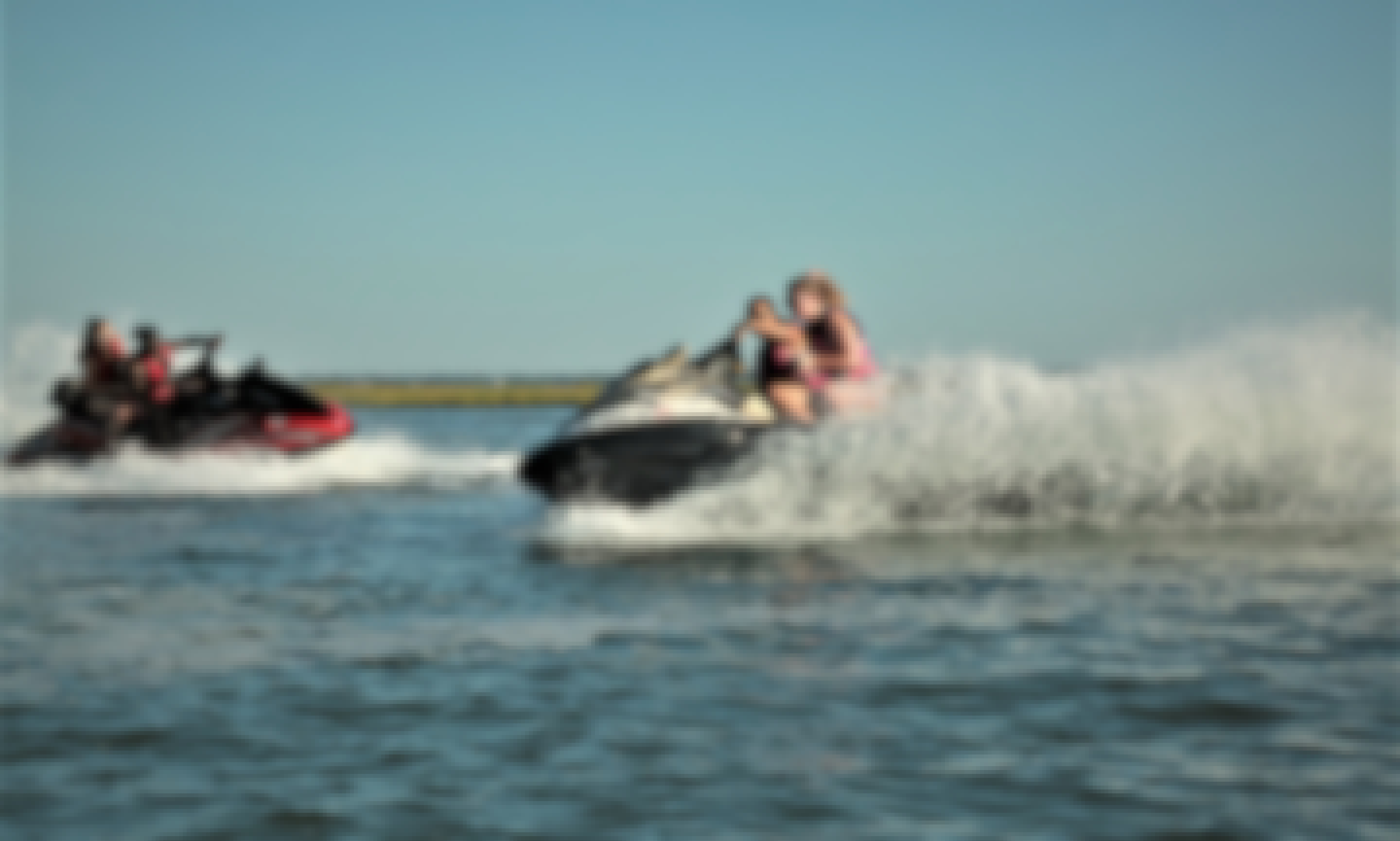 🌊Double Jet Ski Rental🌊Twice the fun!! A party on the water☀🌞☀