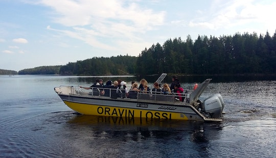 The 10 Best Savonlinna Water Taxis (w Photos) | GetMyBoat