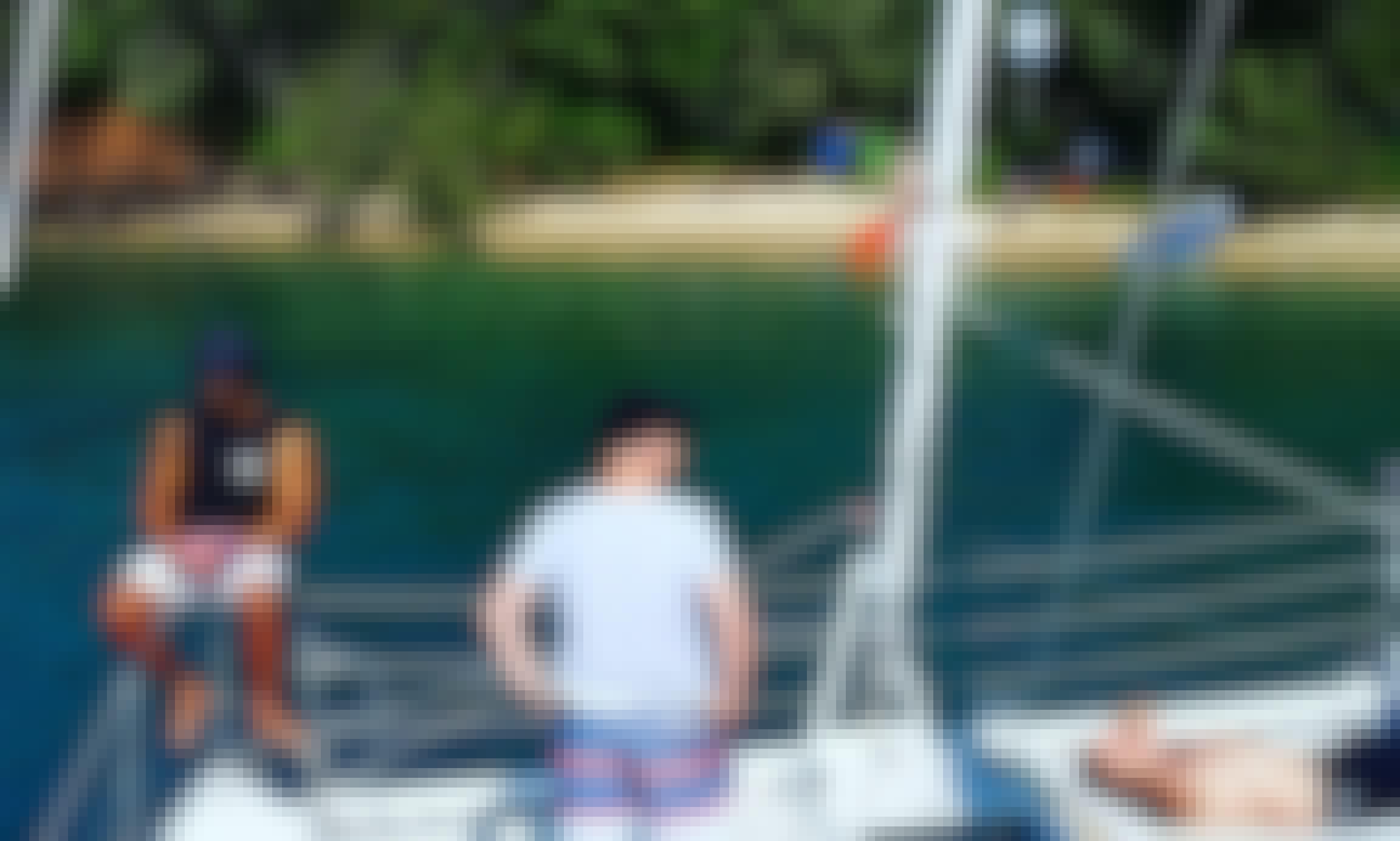Australia's Most Popular Seawind 1000 Sailing Catamaran Ready to Charter in Main Beach, Queensland