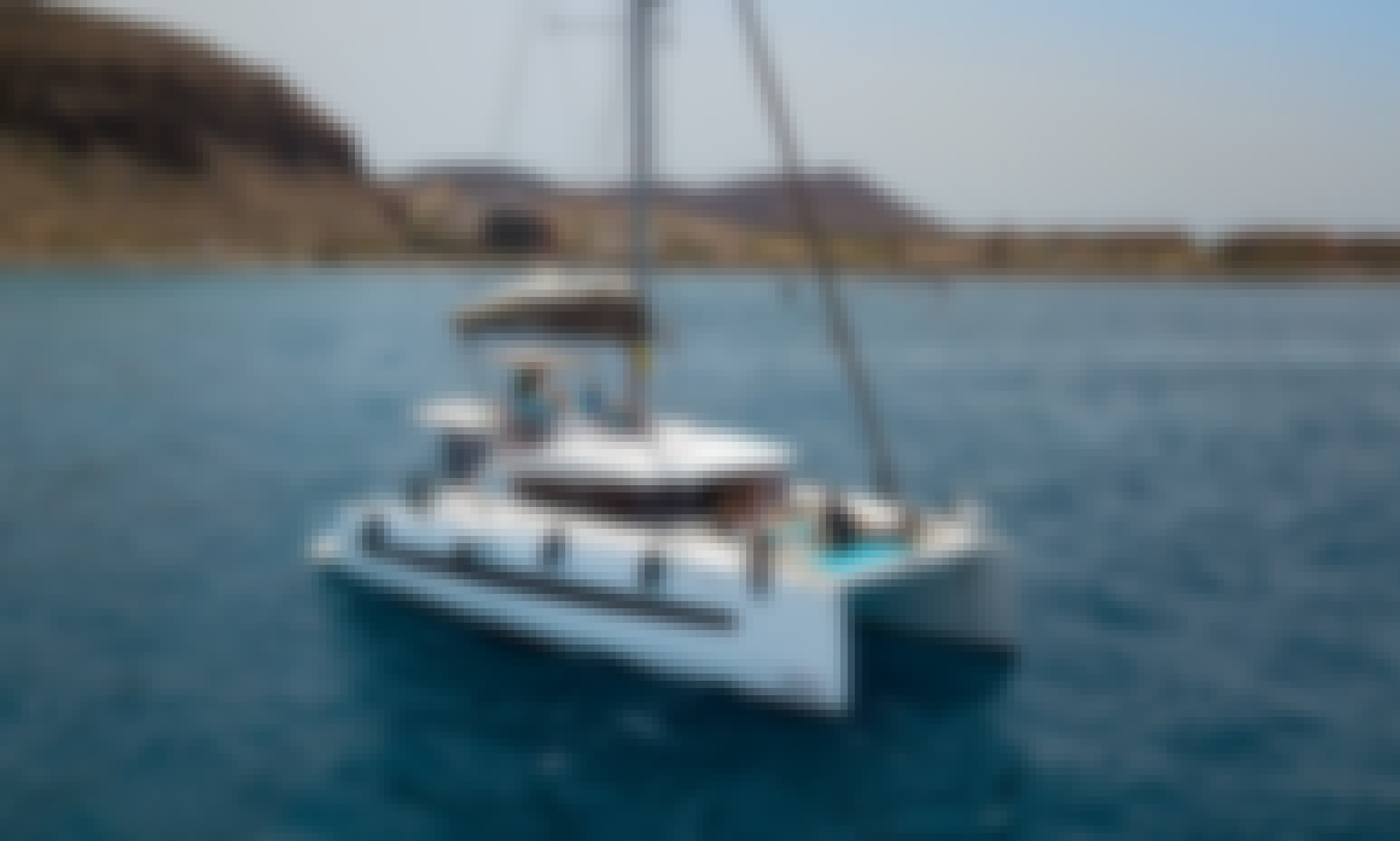 Luxury Bali 4.0 Catamaran Available for Private and Shared Charter