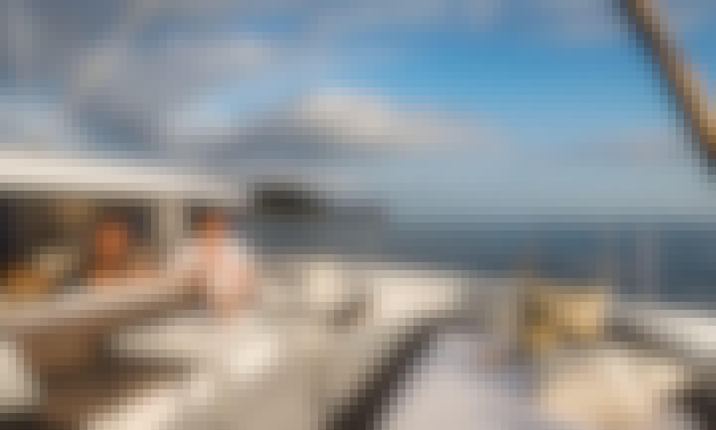 Bali 4.1 Sailing Catamaran for 12 People in Playa Blanca, Spain
