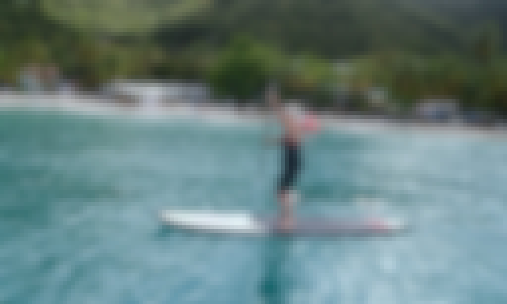 Stand Up Paddleboard Rental in Road Town, Tortola