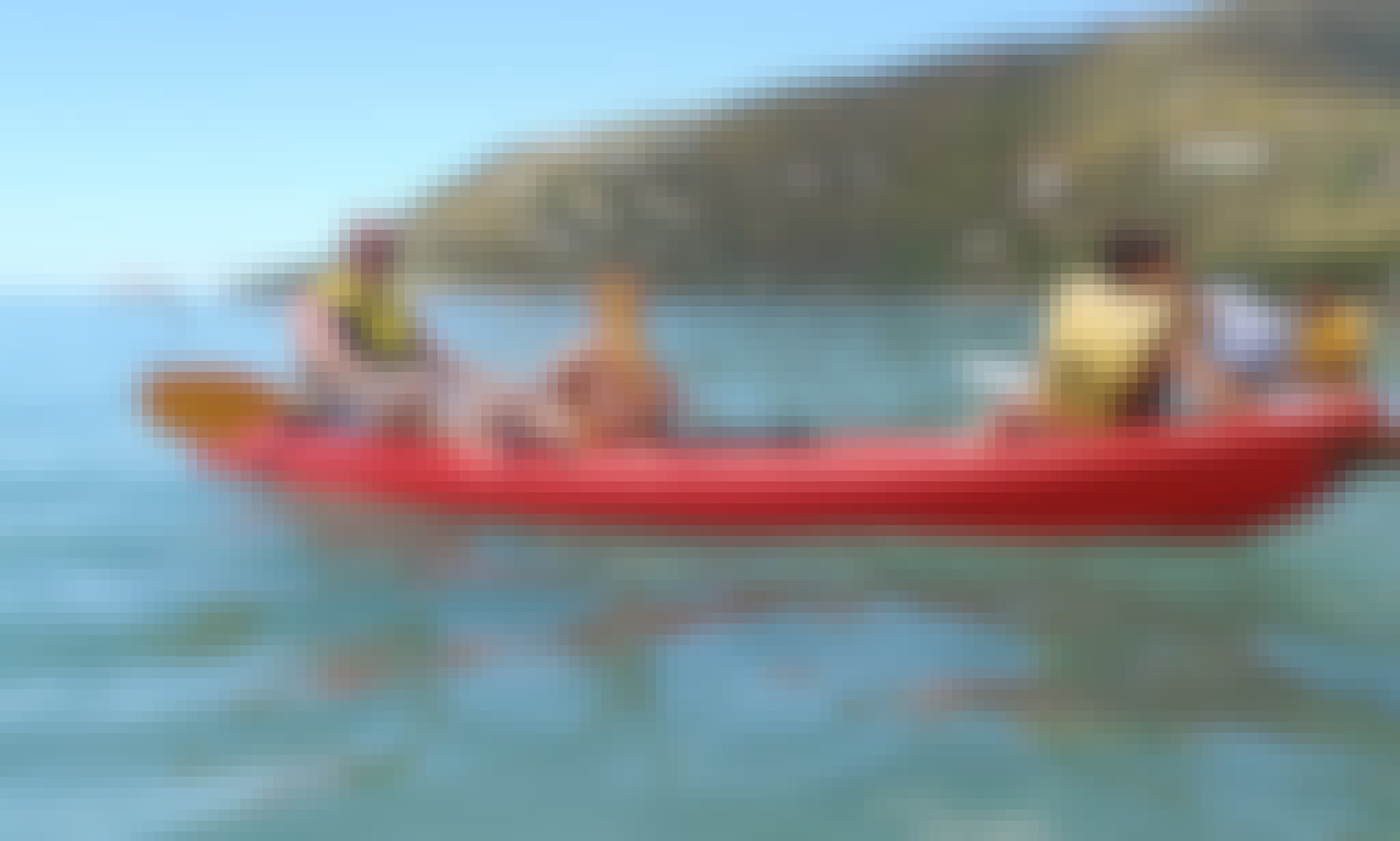 Single and Double Kayak for Rent in Road Town, Tortola