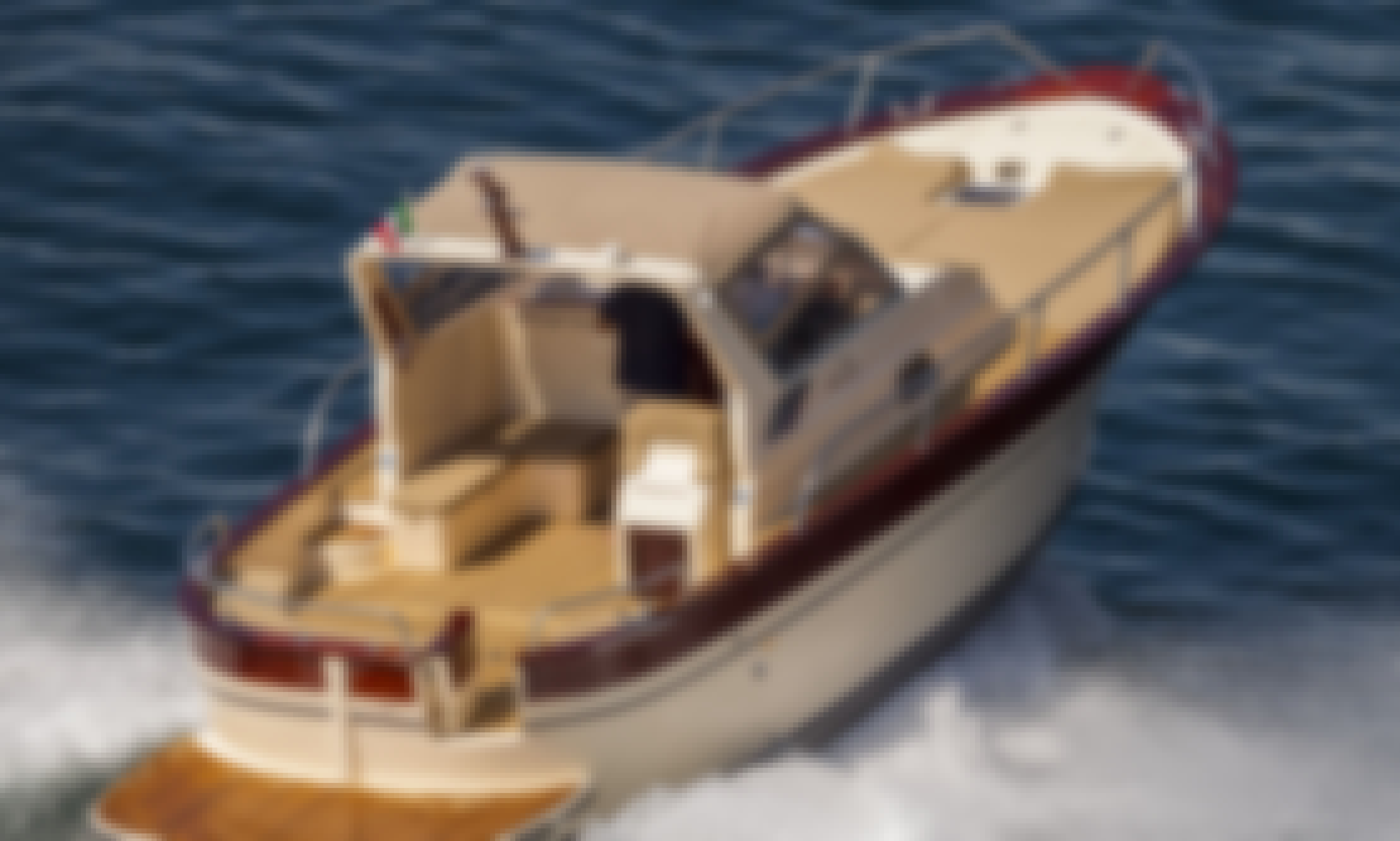 Skippered Charter - 32' Jeranto Yacht for 10 People in Sorrento, Campania
