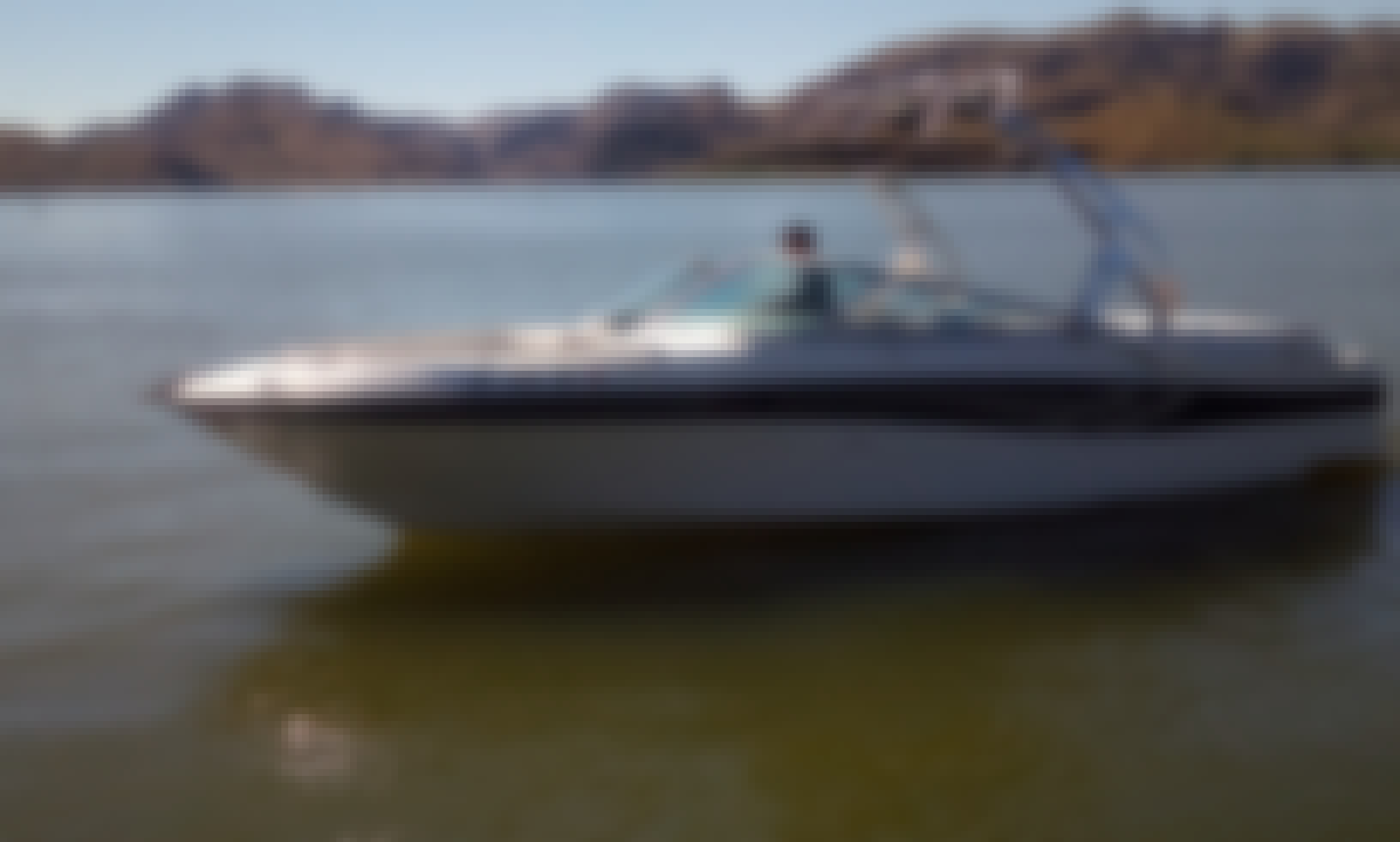 Rent 26' Powerboat for 11 People at Lake Pleasant