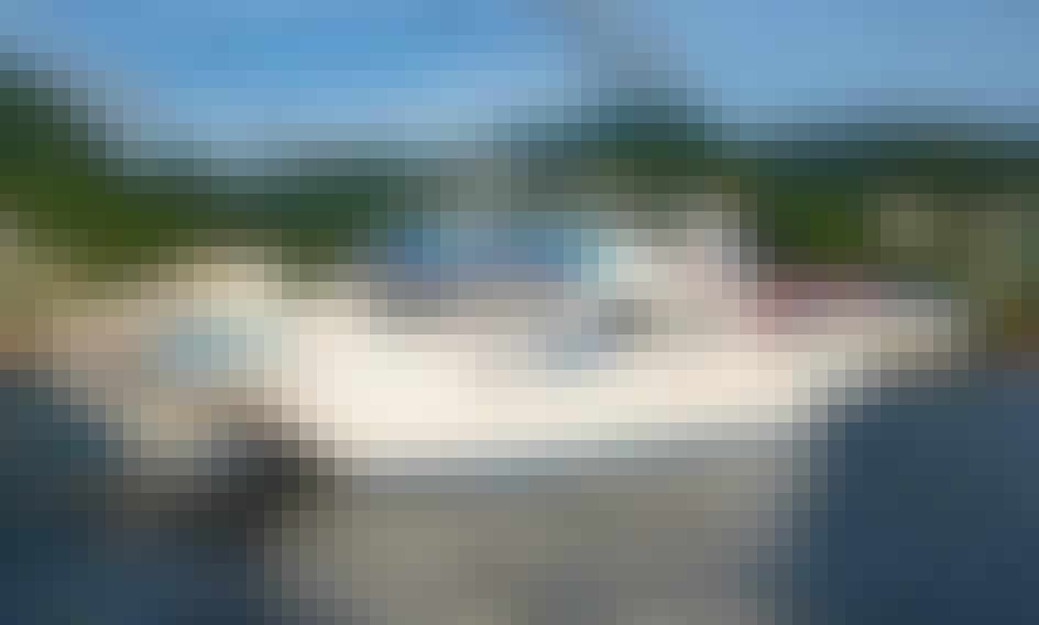 55' Power Catamaran for Private Boat Charters in Roseau, Dominica