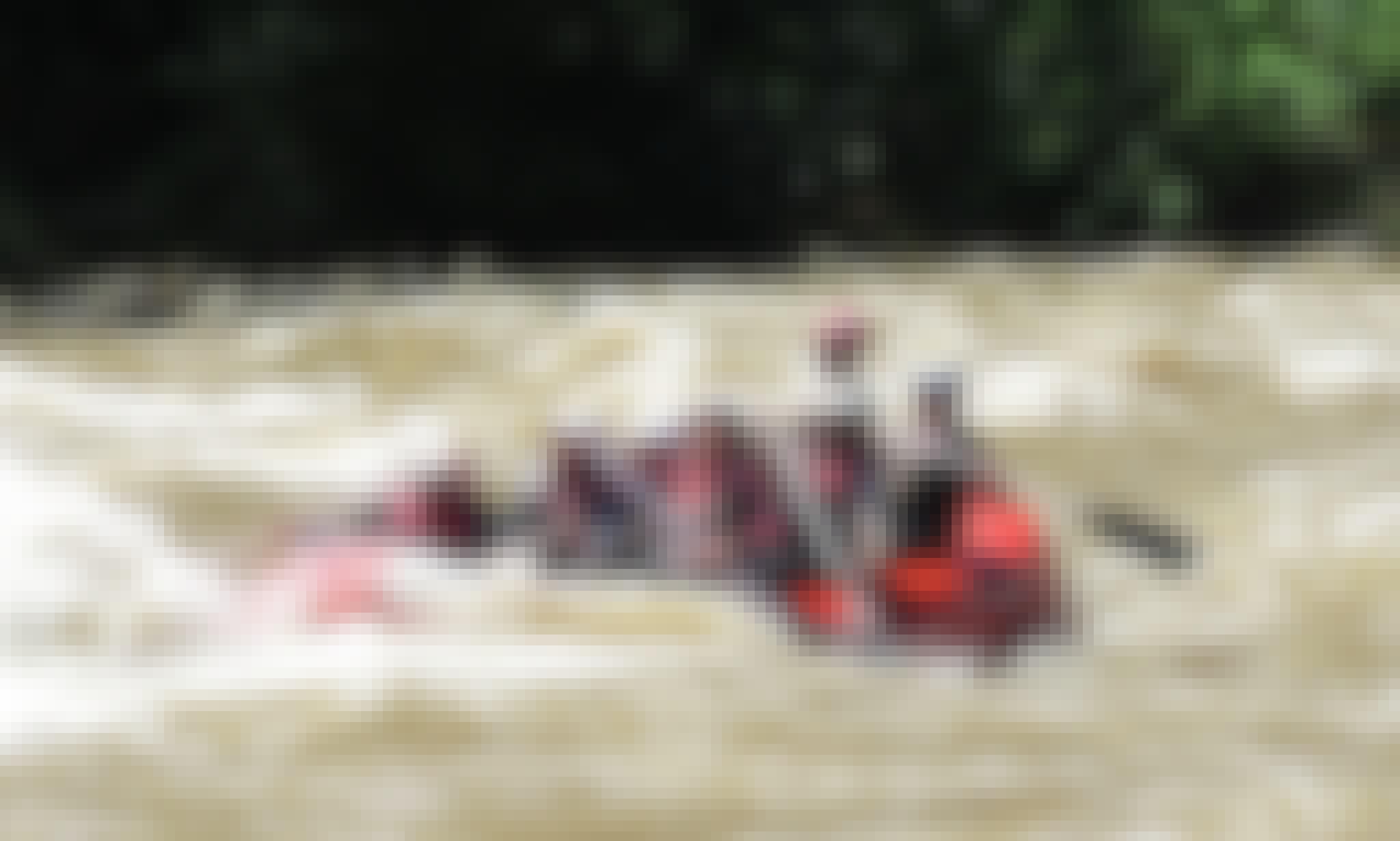 Extreme Rafting Trip in Cagayan de Oro, Northern Mindanao