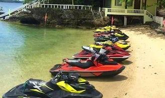 Jet Ski Rental in Sogod, Leyte Province, Philippines!