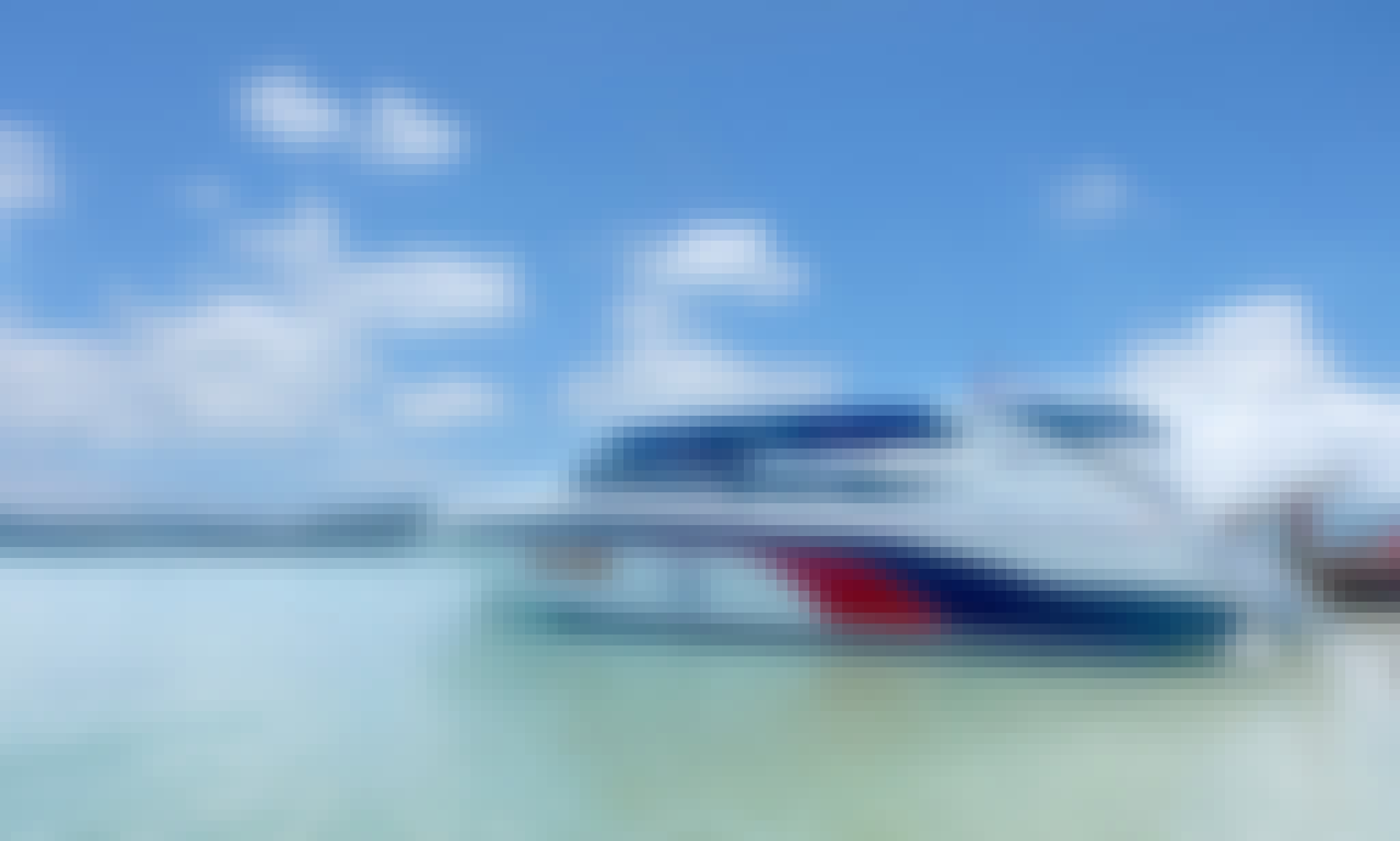 Book a Spacious SpeedBoat in Chang Wat Surat Thani for 35 person!