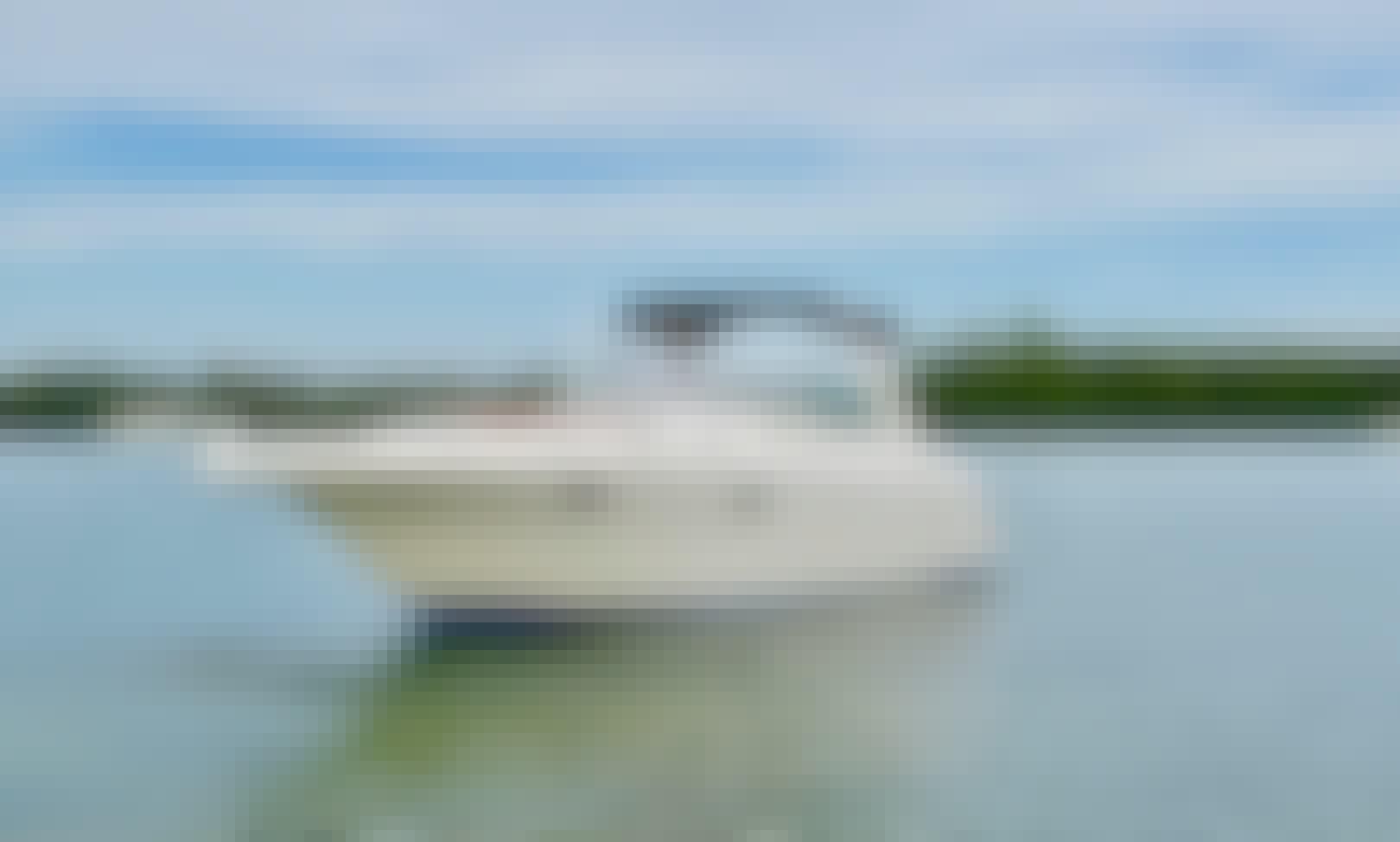 """Monterrey 322 """"Irish Ayes"""" Motor Yacht Charter for 12 Person in Miami, Florida!"""