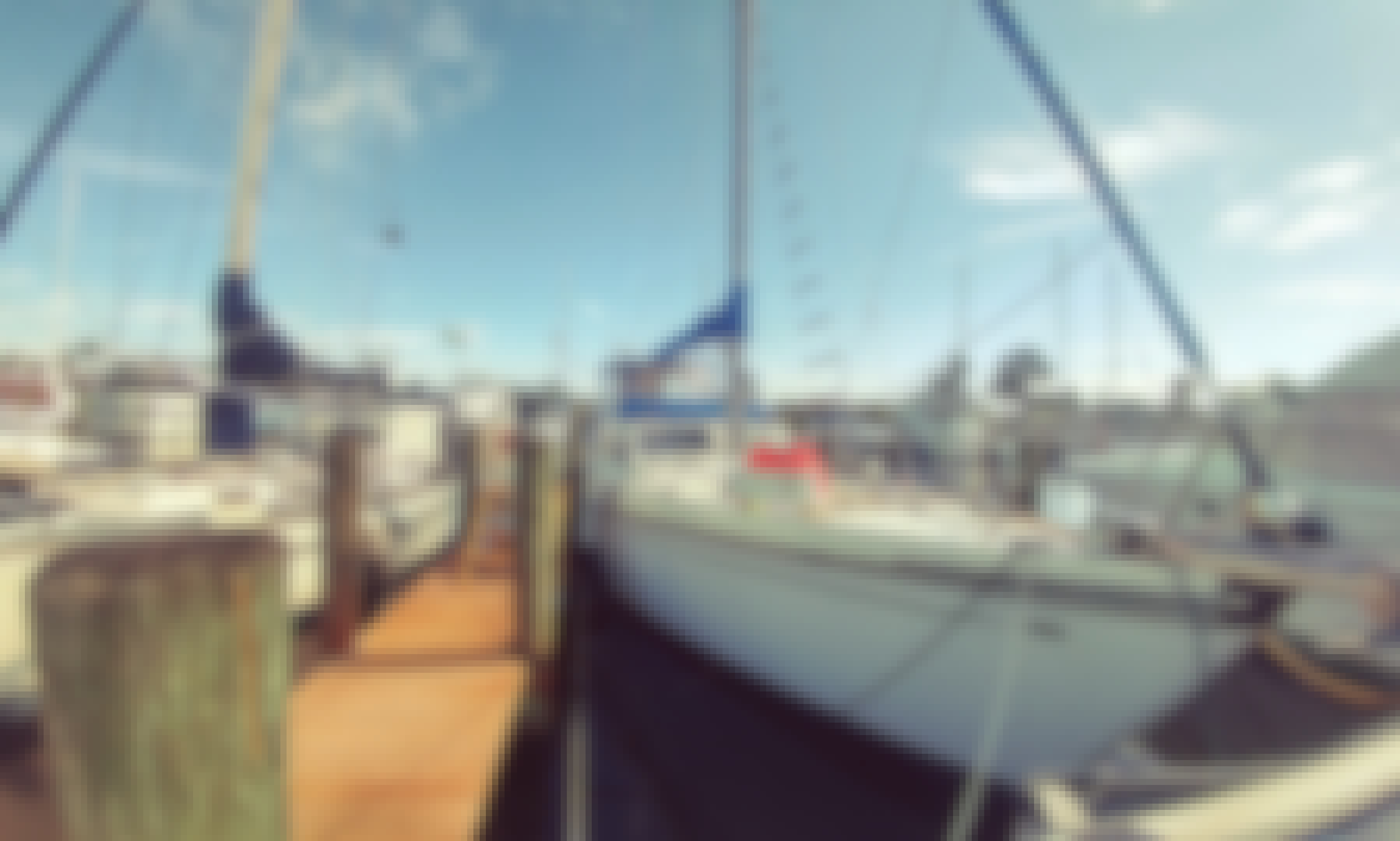 Charter the Motor Sail 45' Deckhouse Cruiser in Cape Coral, Florida