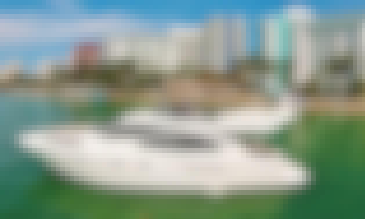 49' Azimut Fly-bridge Motor Yacht Charter in Miami Beach, Florida