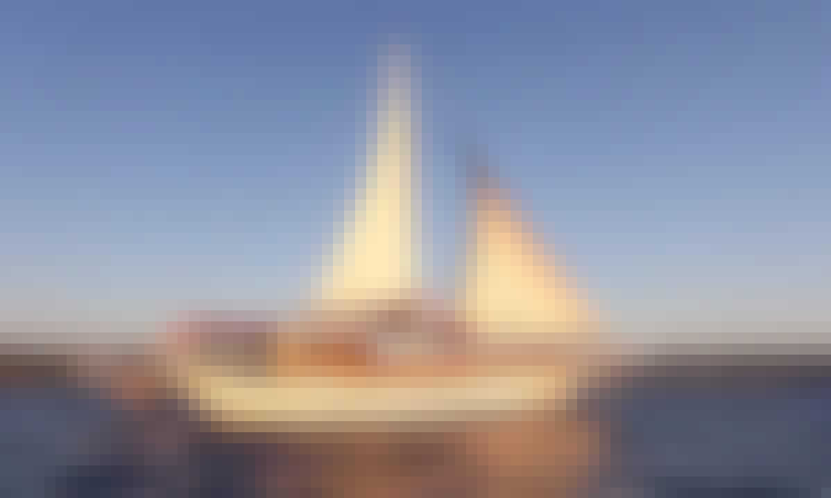 "1 Week Sailing Trip in Bodrum, Muğla on 55ft ""Sea Star1"" Gulet"
