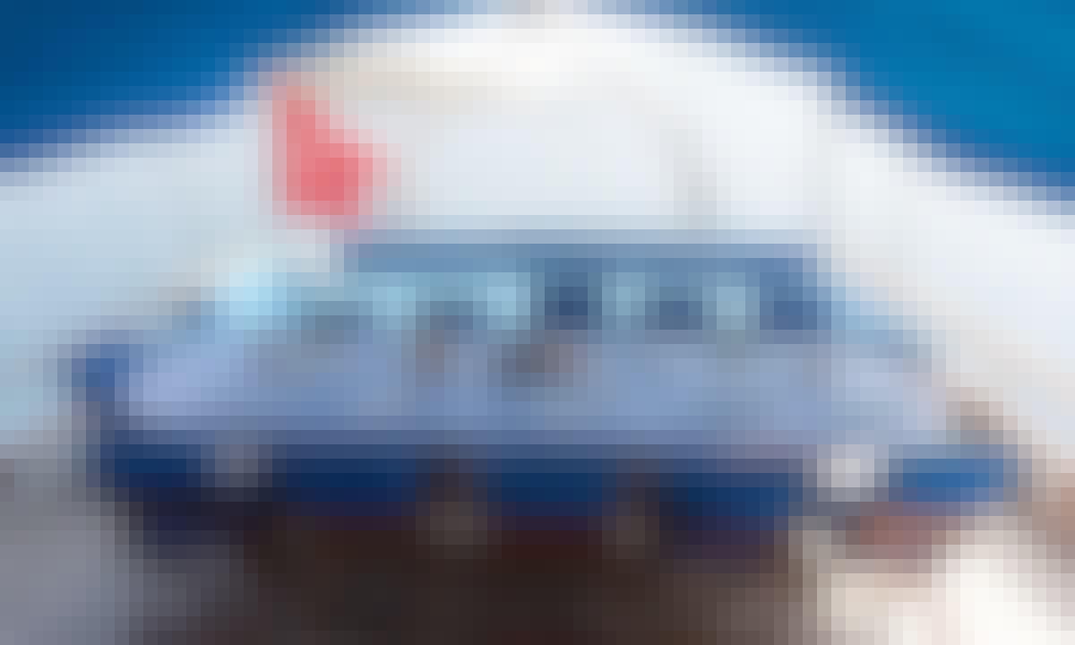 "91ft ""Blue Cruise"" Gulet Rental in Bodrum, Muğla"