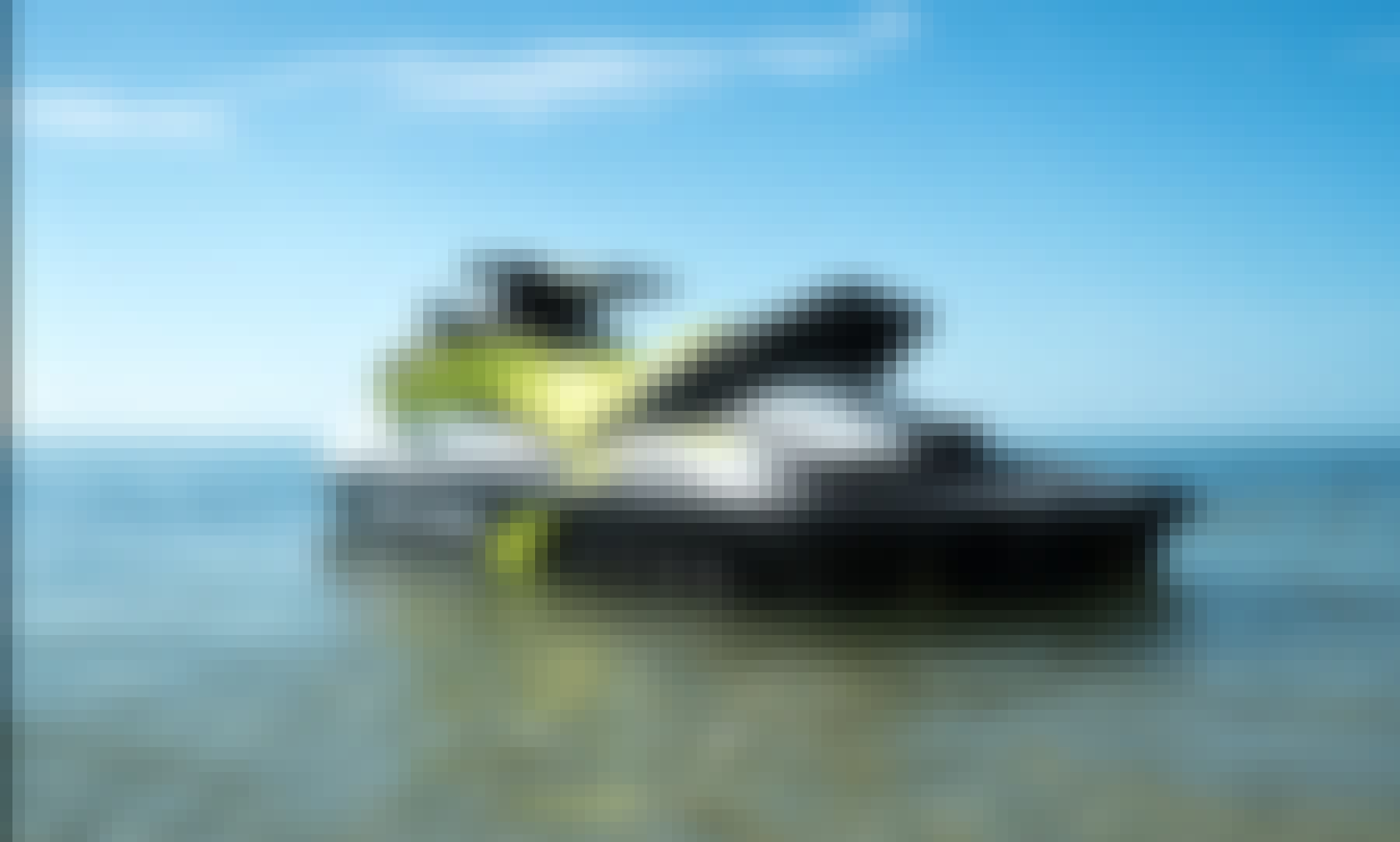 Seadoo GTI Jet Skis for More Exciting Beach Adventure in Cape Coral
