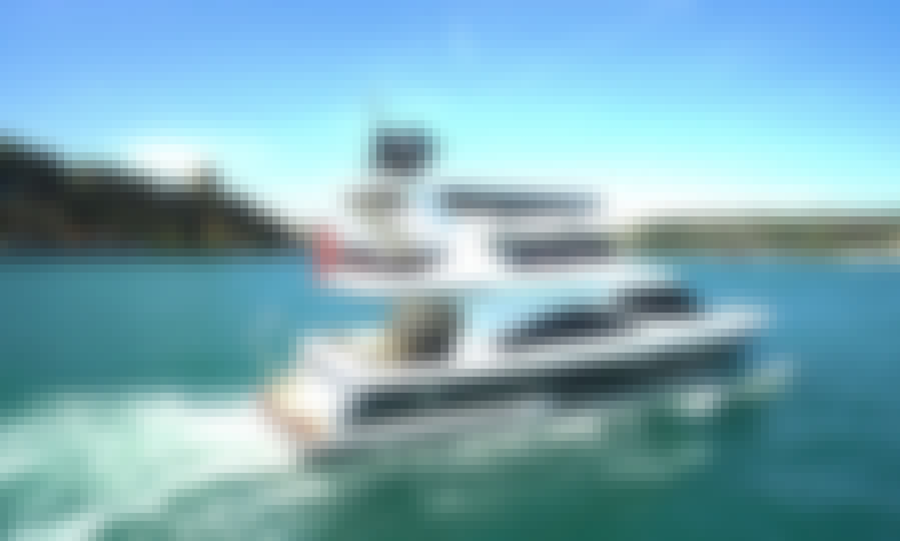 Charter on İstanbul 62 ft Ultra Luxury Motor Yacht for 15 Person!