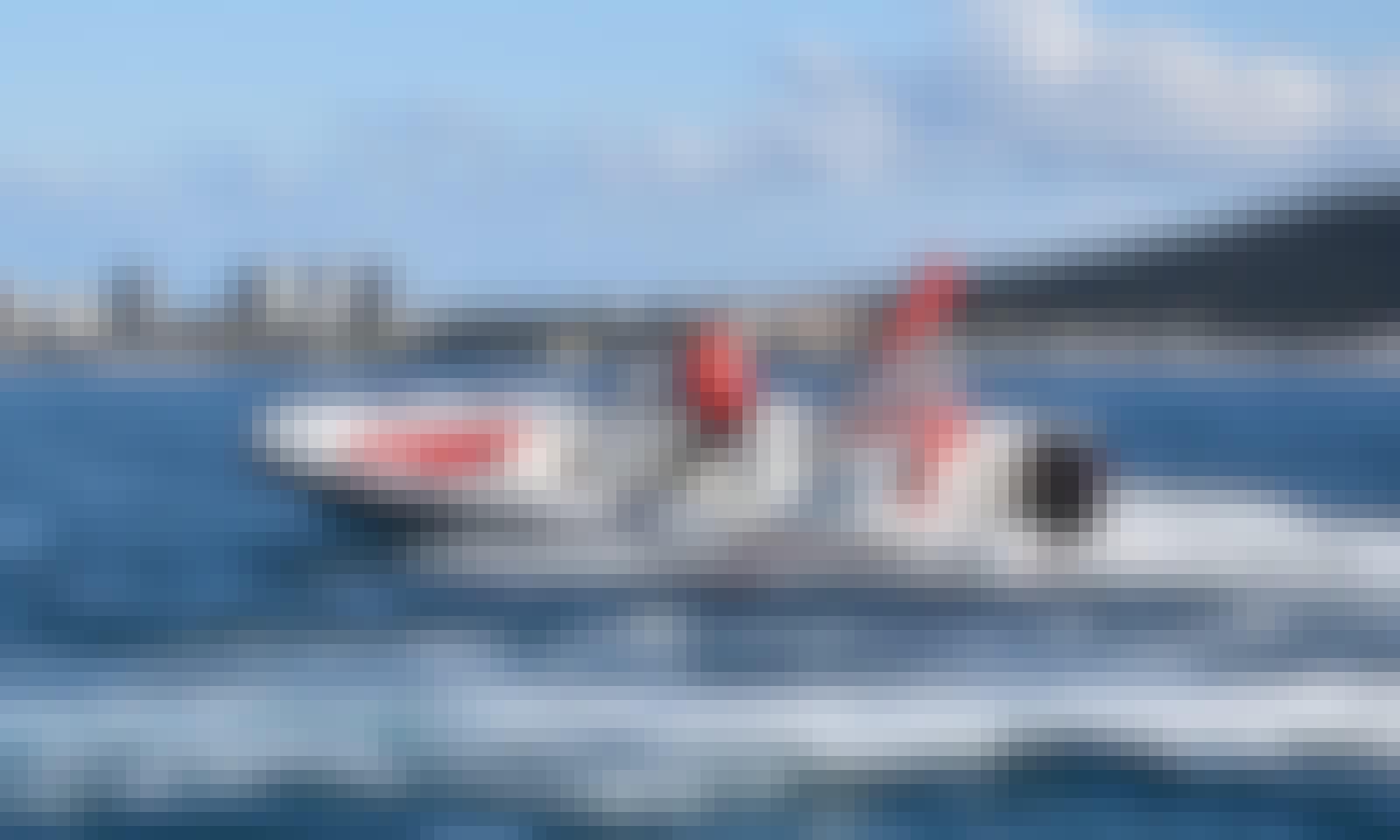 New Bura 6.7 Step boat rental in Pula