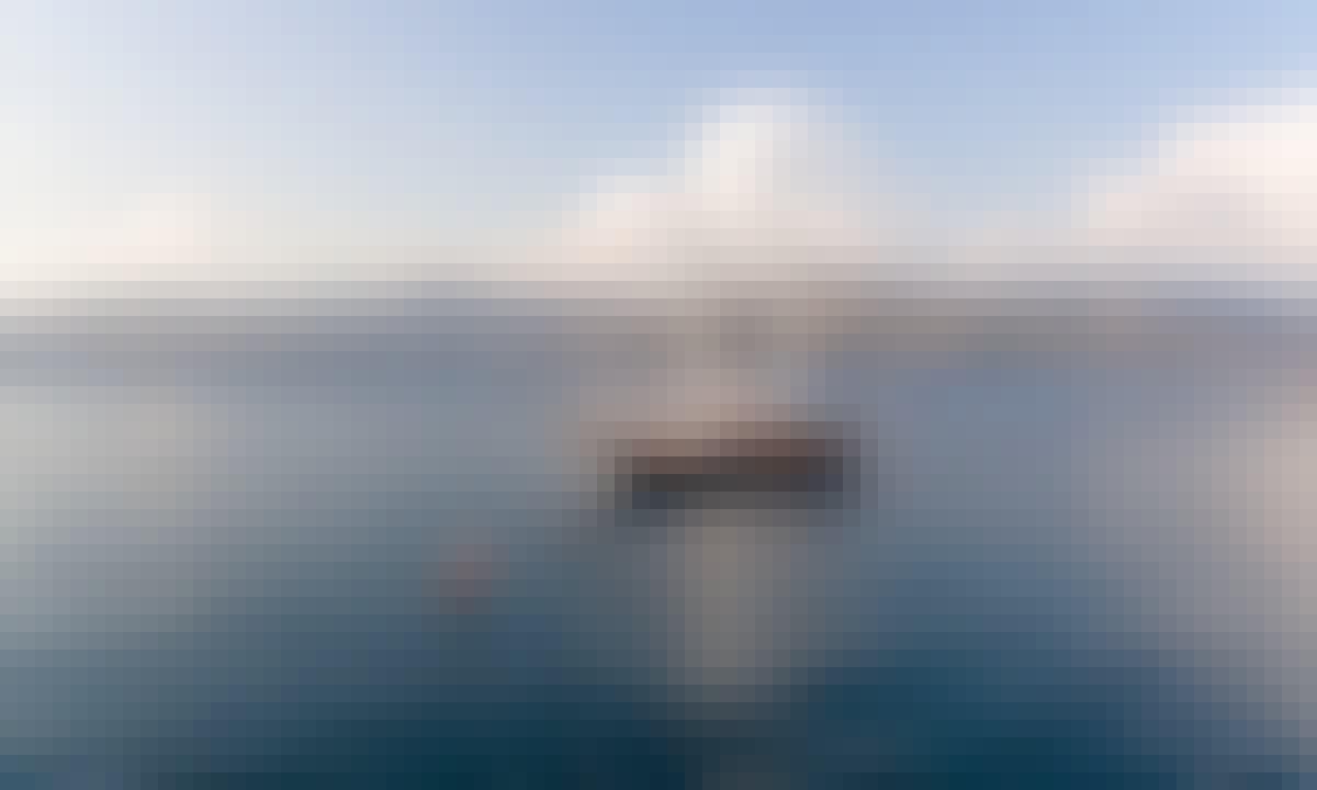 Crewed Charter on 85' Sailing Gulet in Trogir, Croatia