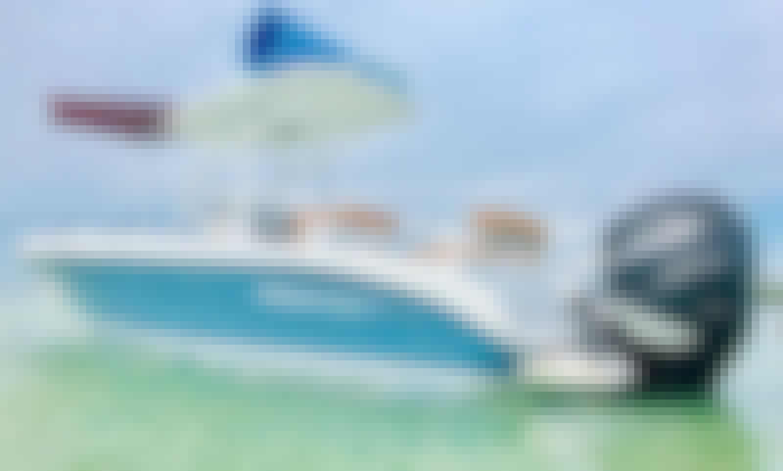 Center Console Boat for Rent in Miami Florida!!!