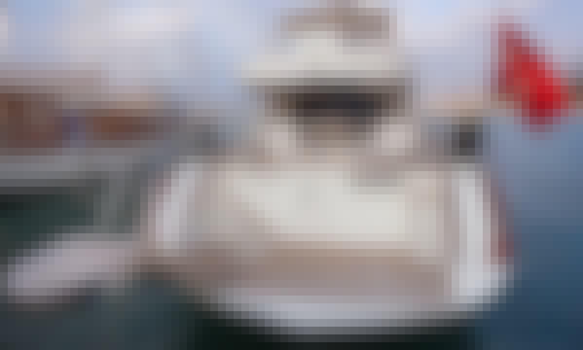 "91ft ""Big Eagle"" Cruising Monohull in Muğla"