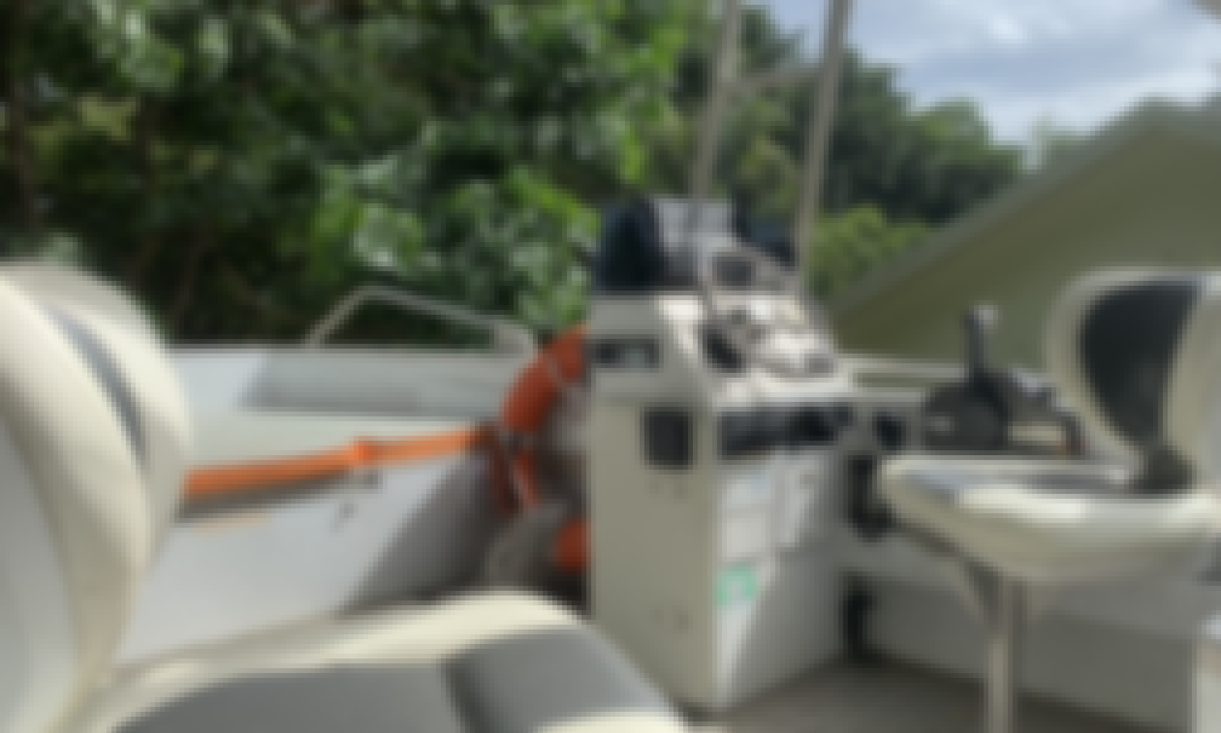 Rent 17'  5 Meter Side Console Alloy Plate and Explore Cairns, Port Douglas and Lake Tinaroo
