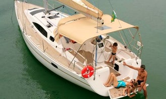 Charter Wind 34´ in Paraty or Angra dos Reis