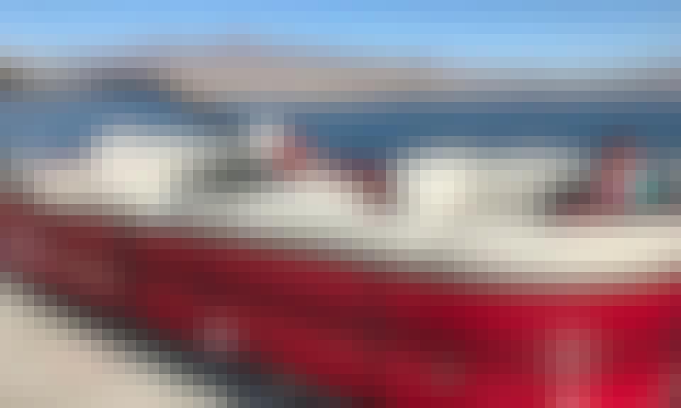 Brand new 2019 Starcraft SLS3 High Performance TRI TOON
