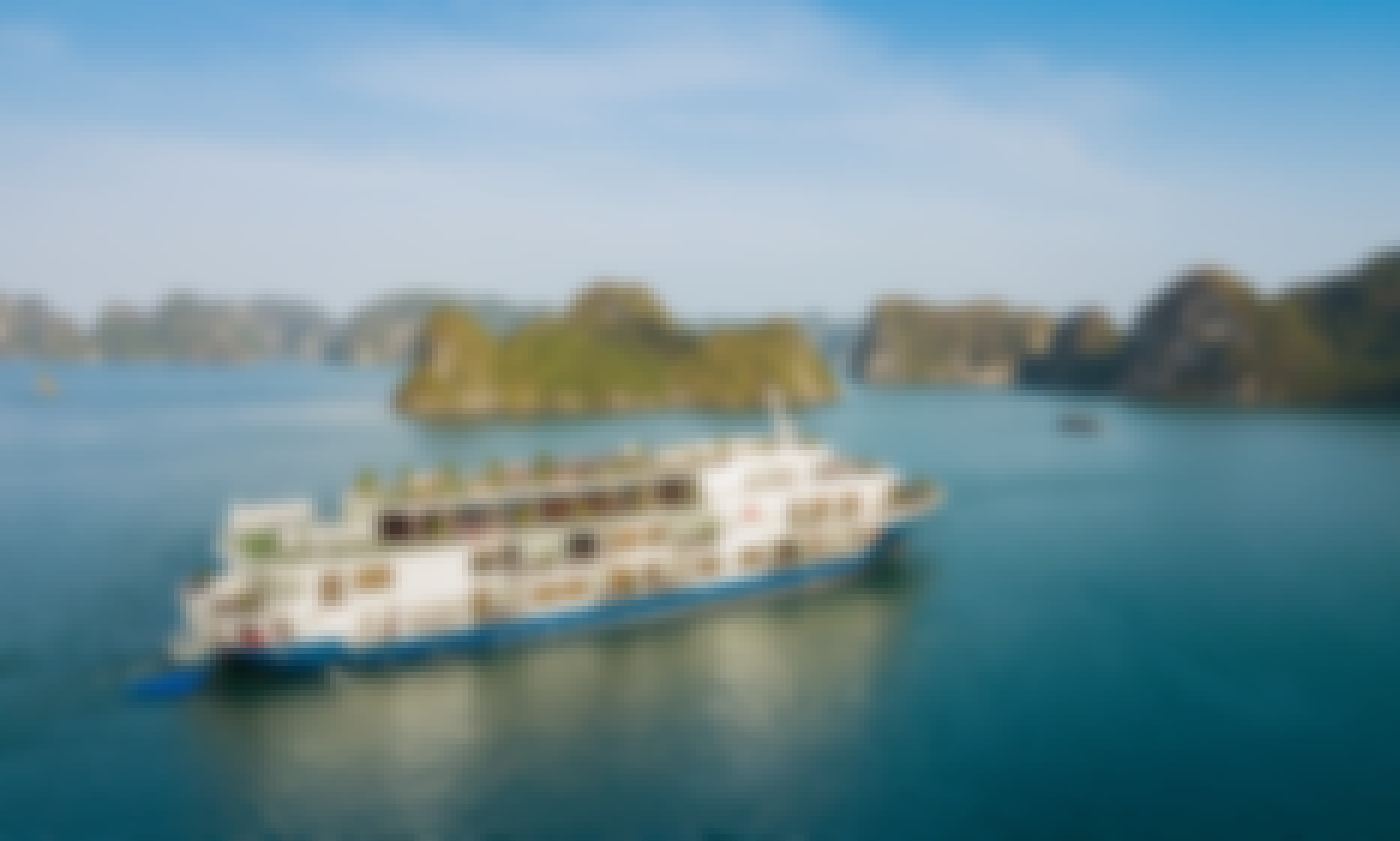 Mon Cheri Cruises - Halong & Lan Ha Bay - Top Recommended