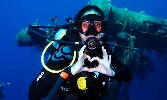 Discover Scuba Diving Trip in Aqaba, Jordan