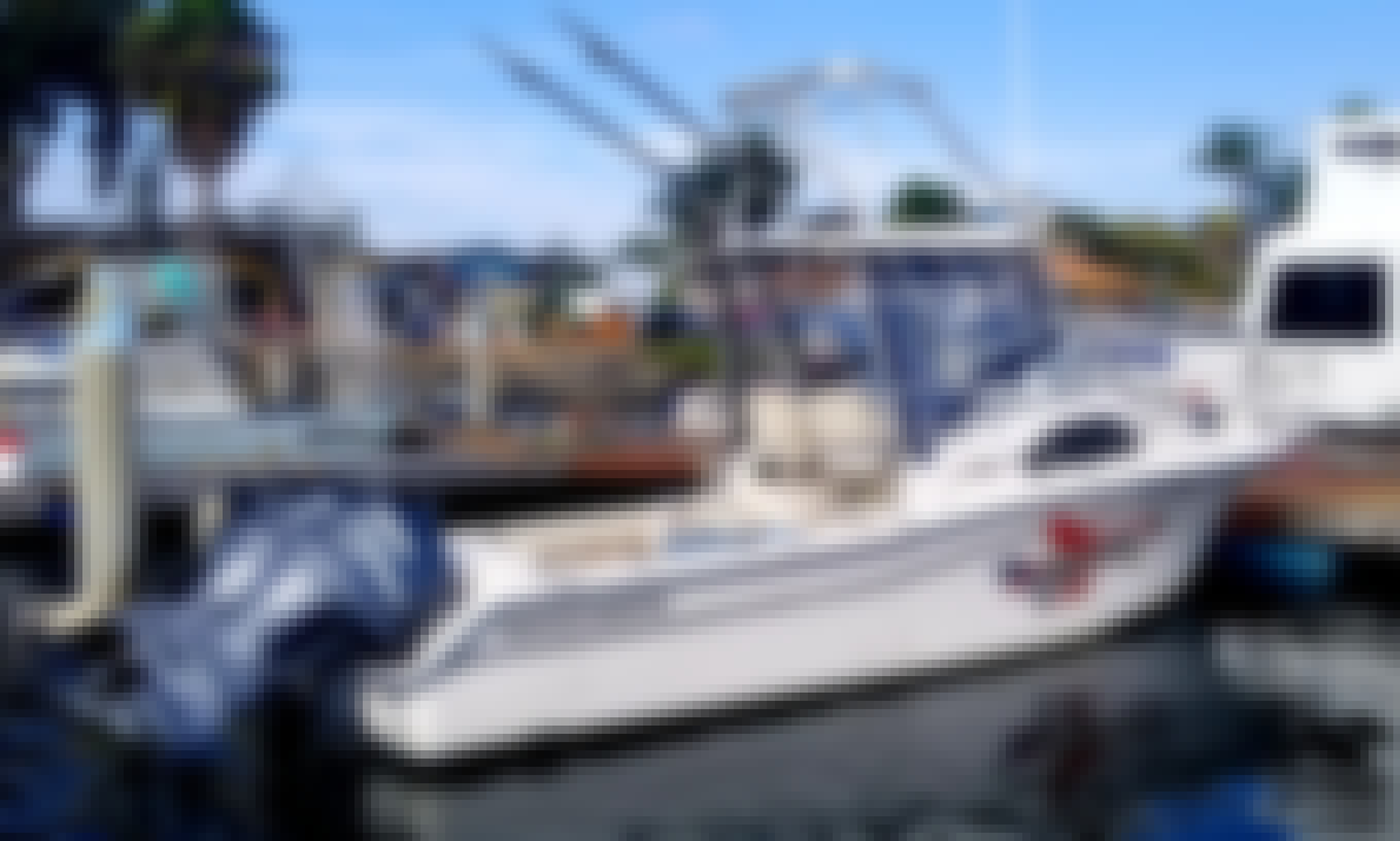29 ft Grady White with Tuna tower. Great for chasing big fish offshore and near shore fishing.