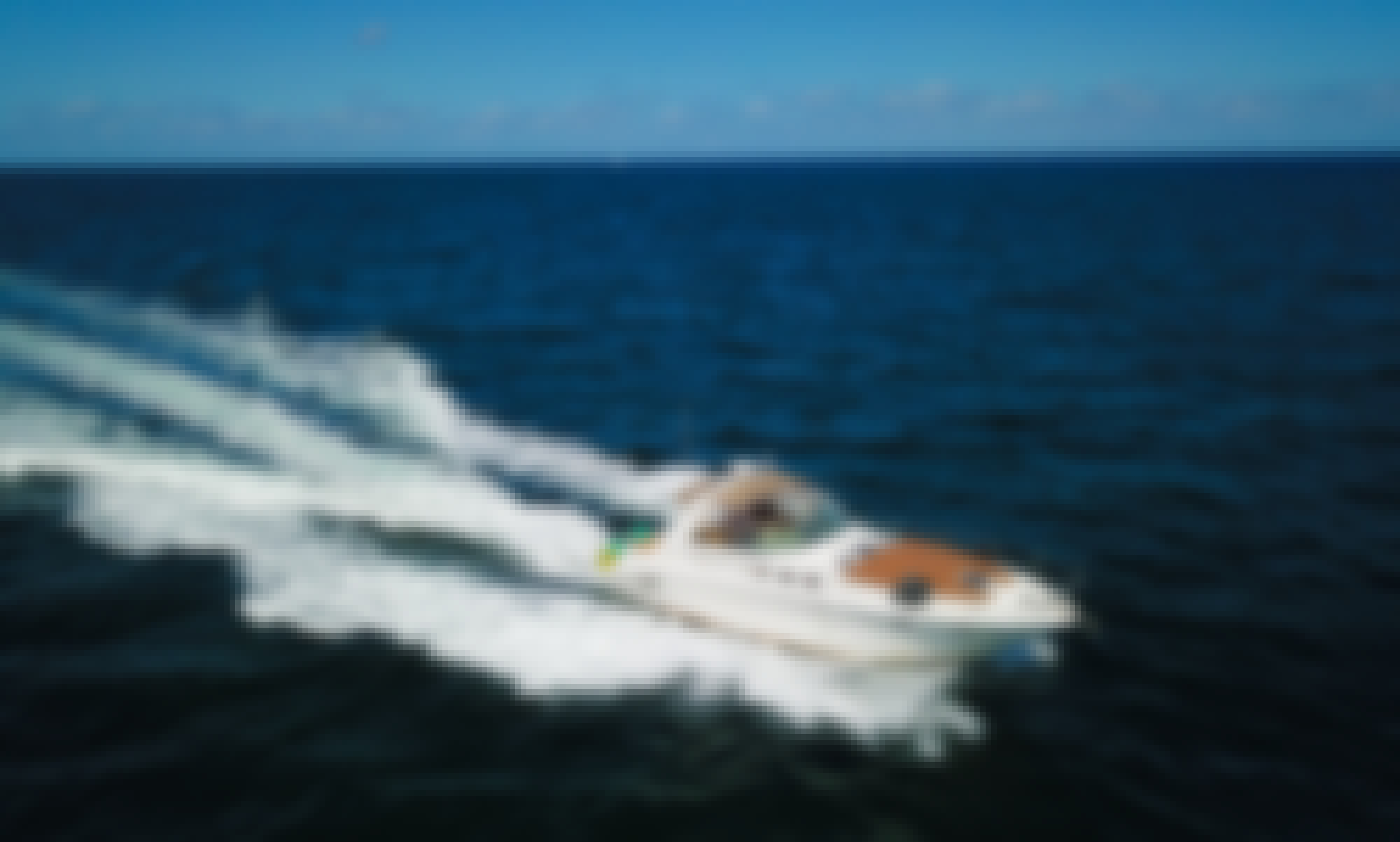 Private Sea Ray Charter for up to 12 People in Fort Lauderdale, Florida