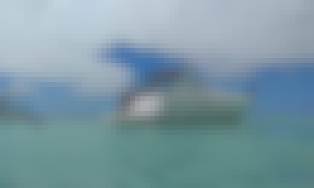 Sea Ray 39 Motor Yacht Rental from Casa de Campo, La Romana