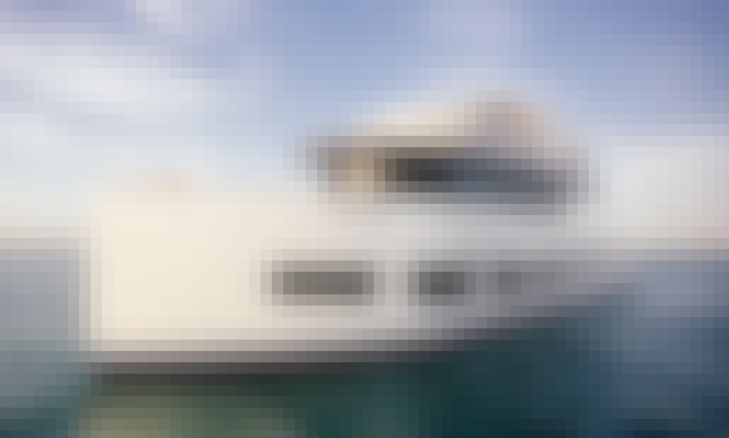88' Private Luxury Yacht Cruise in Dubai, United Arab Emirates