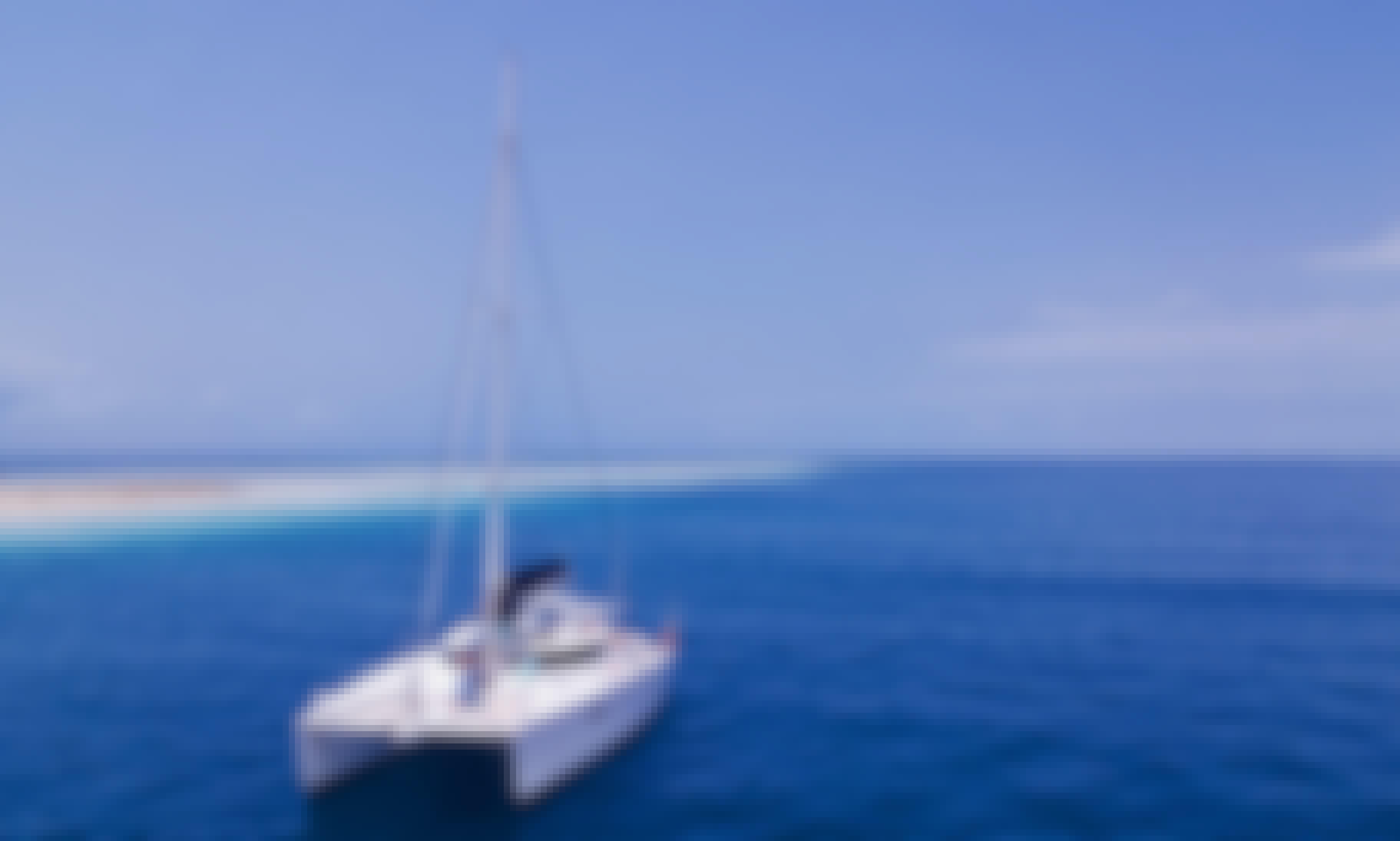 Luxury Sailing 60' Charter Catamaran in Zanzibar, Tanzania