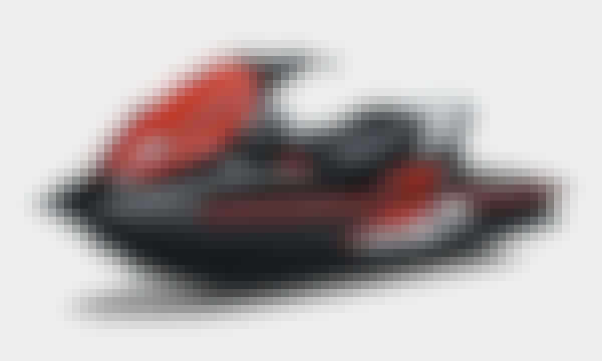 Rent a Kawasaki Jet Ski STX-15F in Houston, Texas