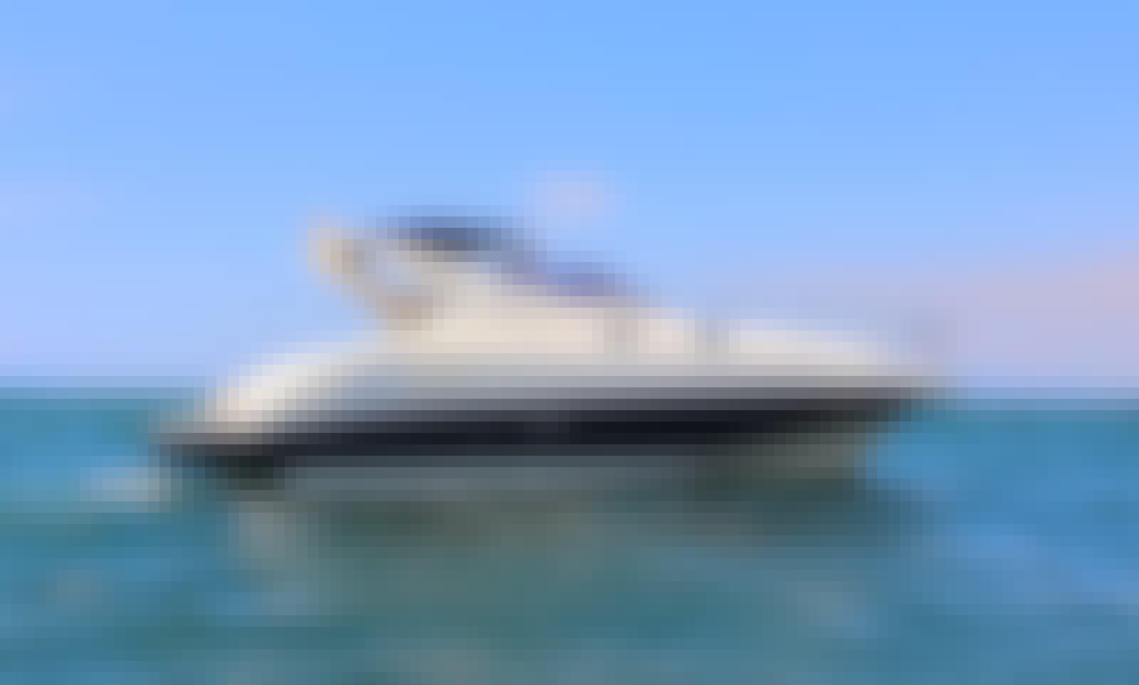 Captained 33' Salpa Laver Motor Yacht - Private Tour in Castellammare di Stabia, Campania!