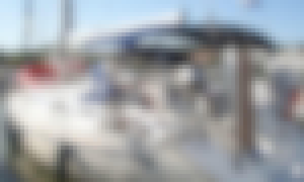 Charter 38' Bavaria Cruising Monohull in Skiathos