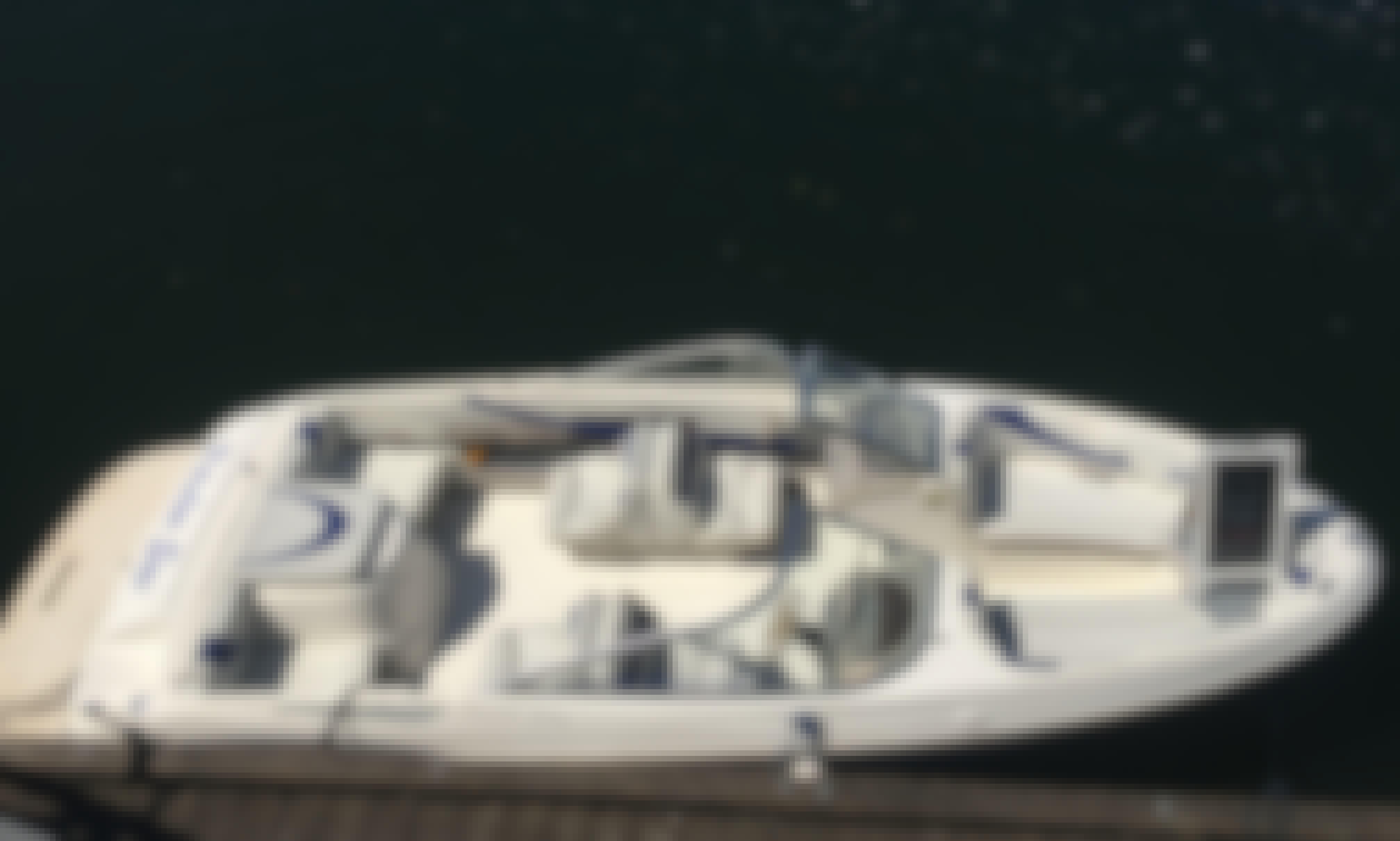 Maxum Deck Boat  for Rent Deep Cove, North Vancouver