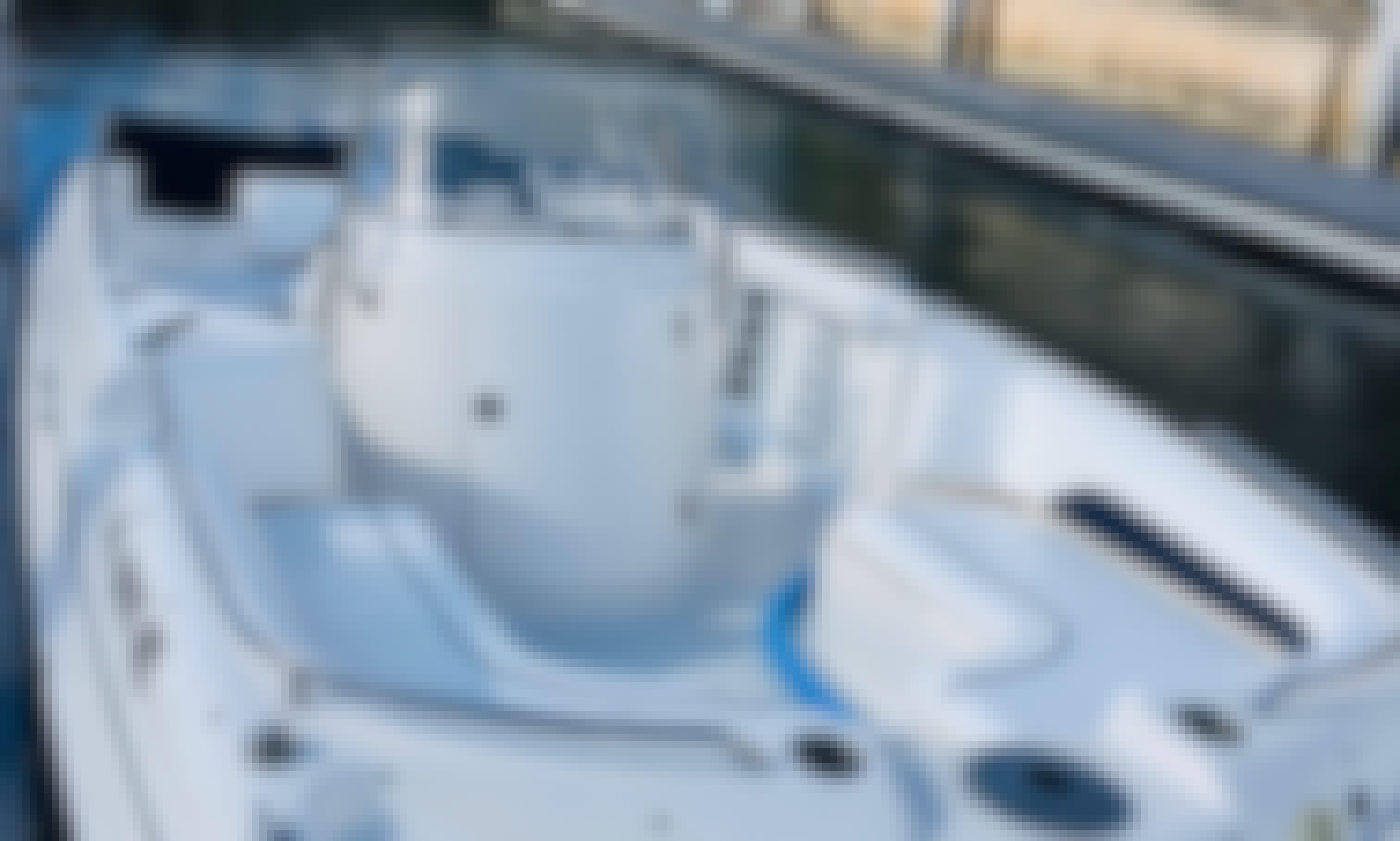 2005 Hurricane Boat Rental in Miami, Florida