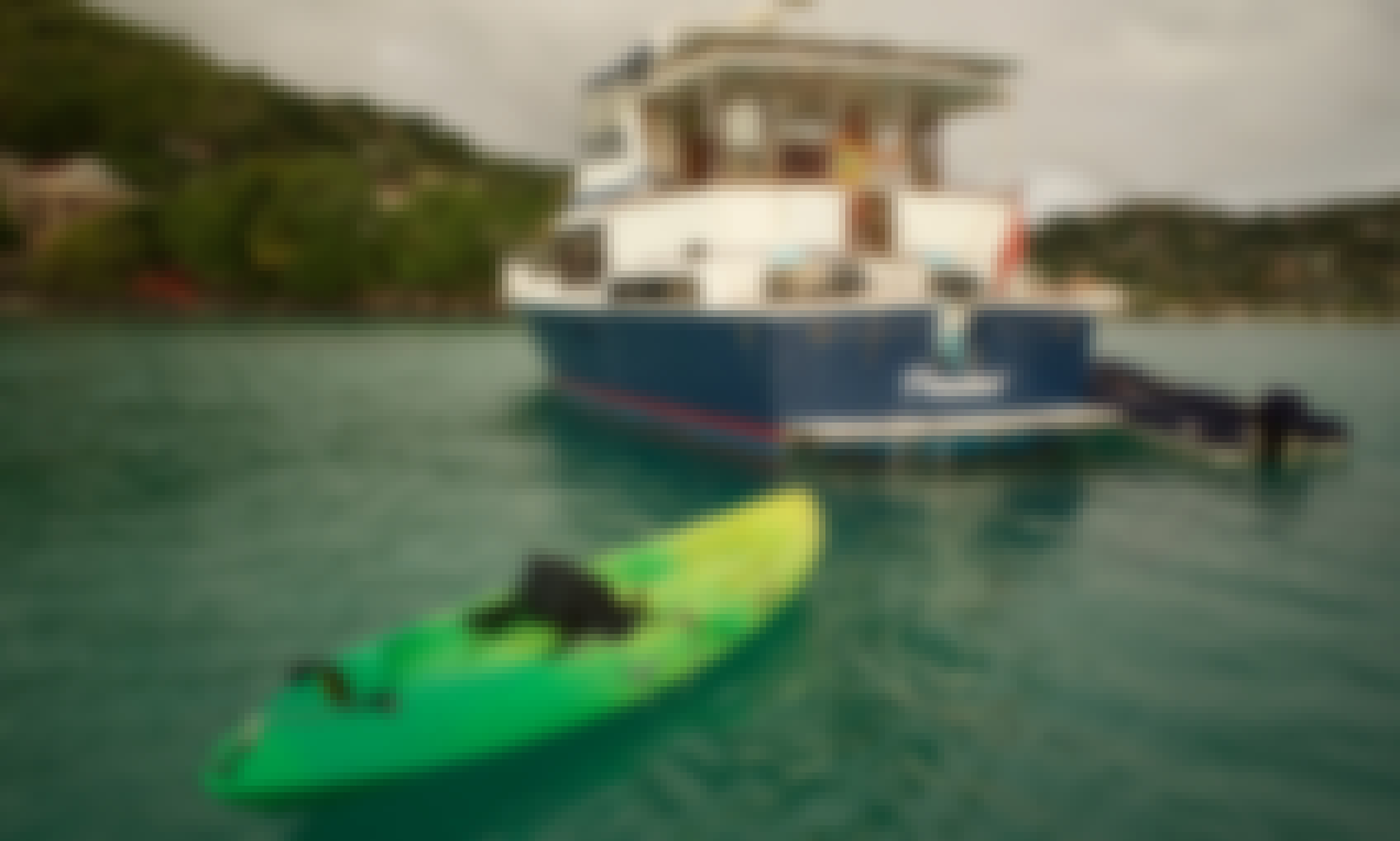 A Perfect Floating Villa Grand Anse Beach Grenada with Captain Art and Rachel