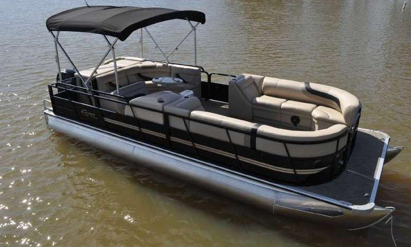 25 Pontoon On Lake Travis Devils Cove Getmyboat