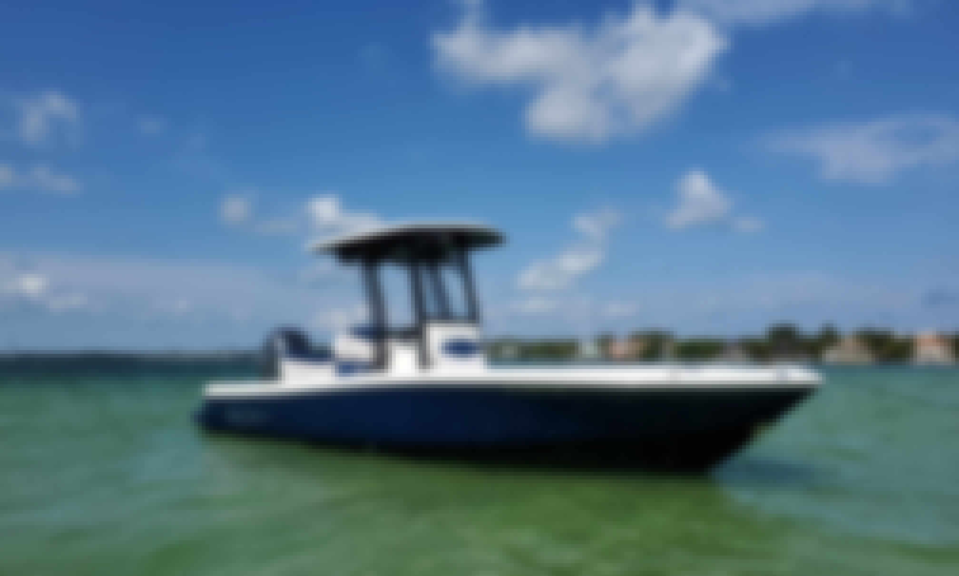 Take a Cruise on Miami, Florida Aboard Our 2019 Robalo Cayman 246