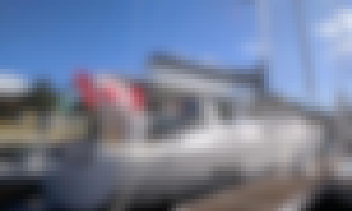 Hanse 548 Cruising Monohull in BVI, Tortola