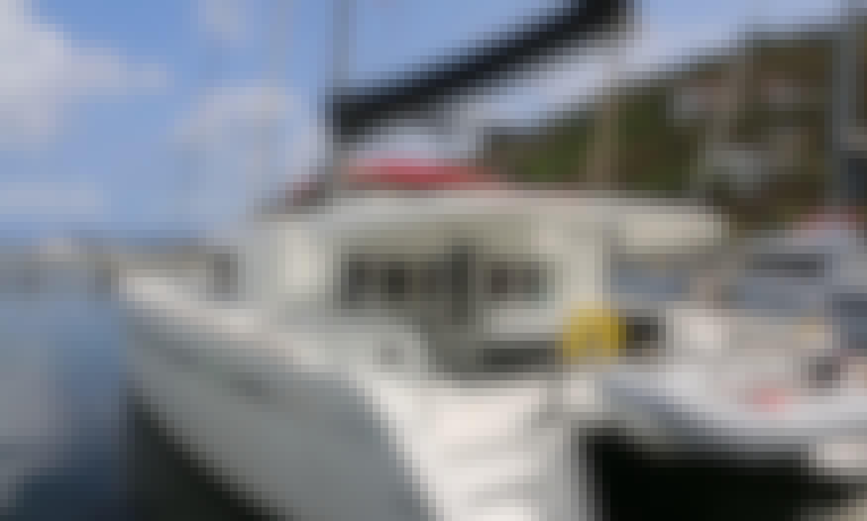 Lagoon 450 Cruising Catamaran for 12 Person in Tortola, British Virgin Islands!