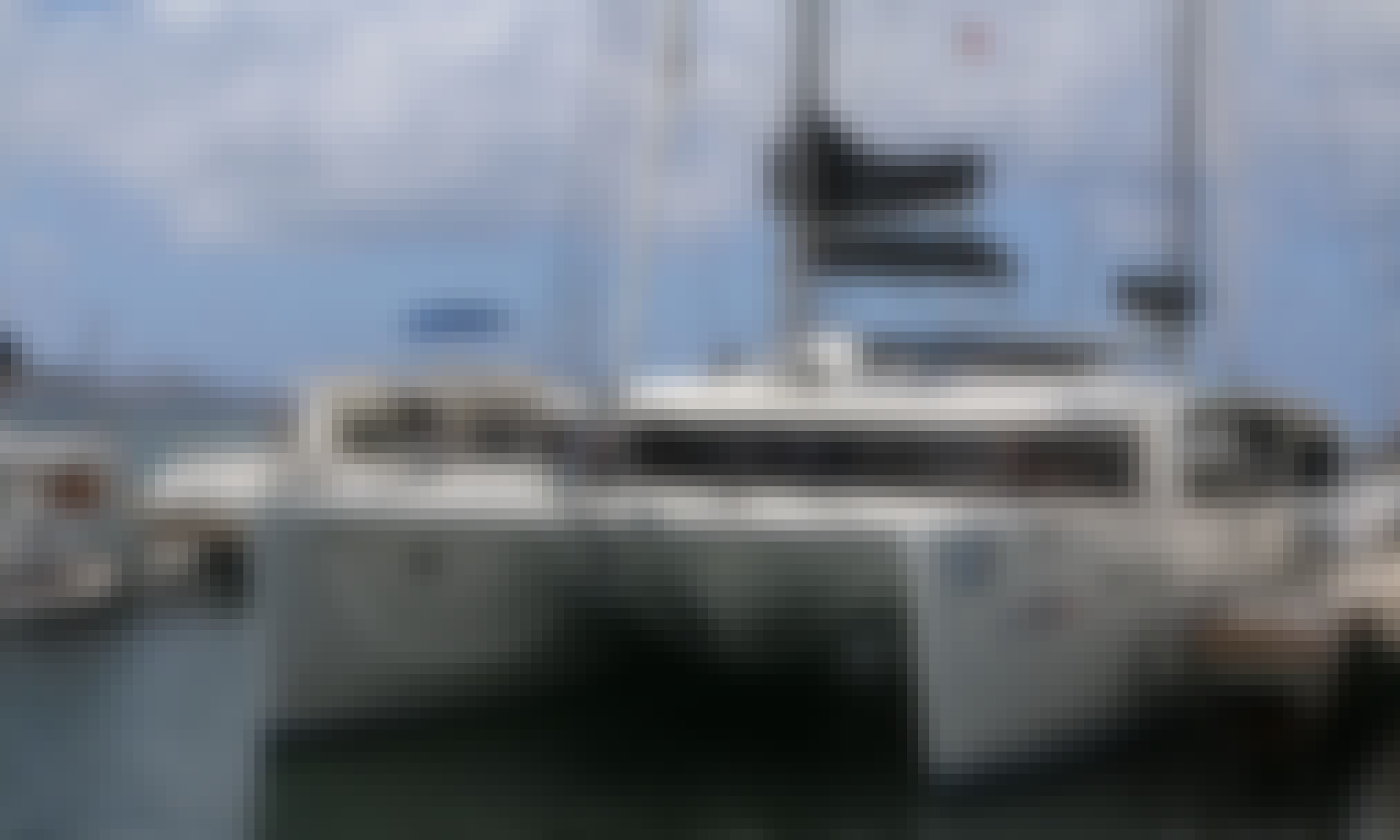 Charter a Lagoon 450 Cruising Catamaran for 10 Person in Tortola, British Virgin Islands!