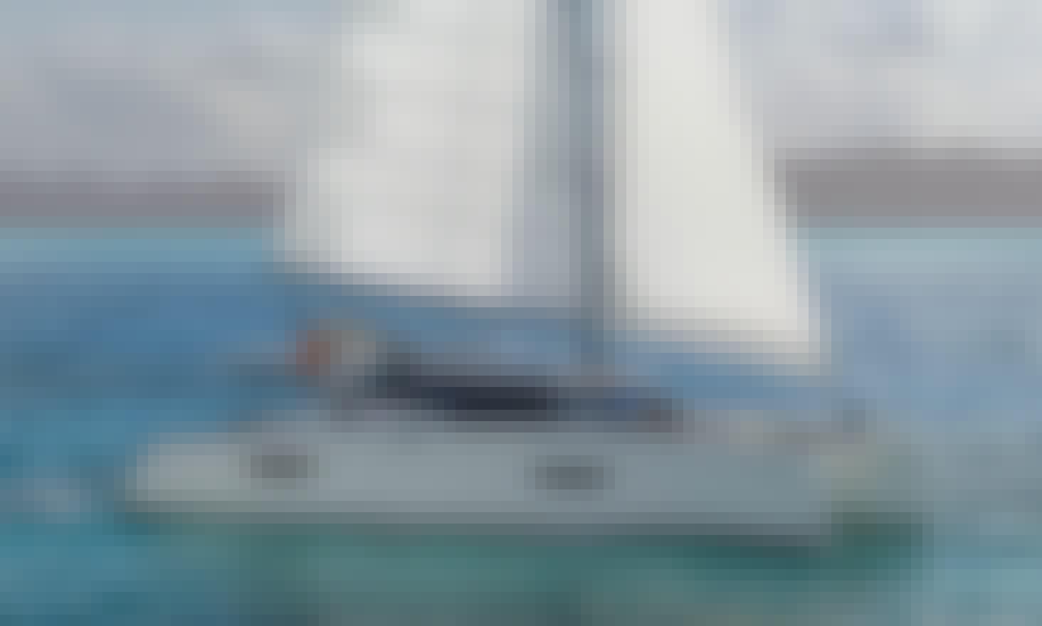 Saona 47 Cruising Catamaran for 10 People in Tortola, British Virgin Islands!
