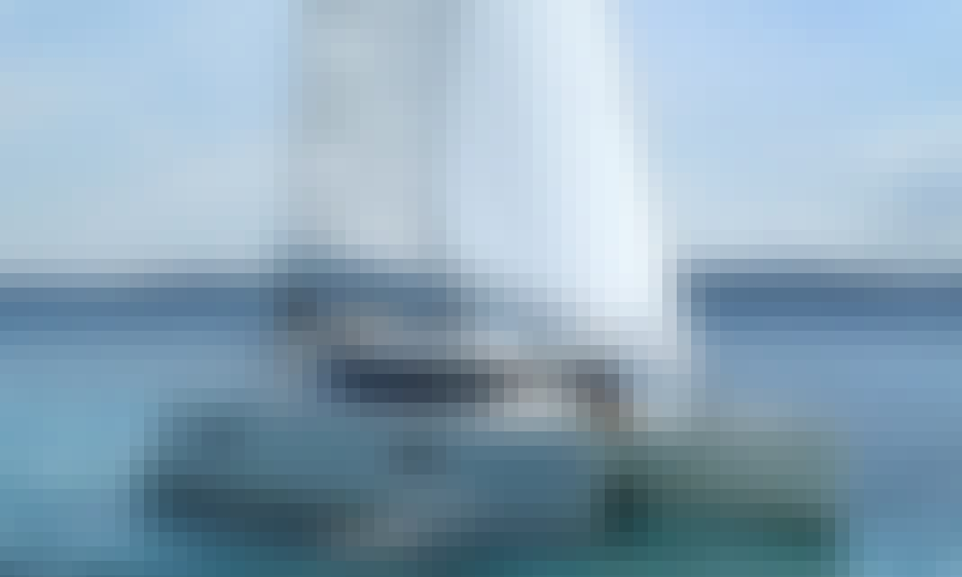 2018 Helia 44 Cruising Catamaran Rental in Road Town, Tortola!