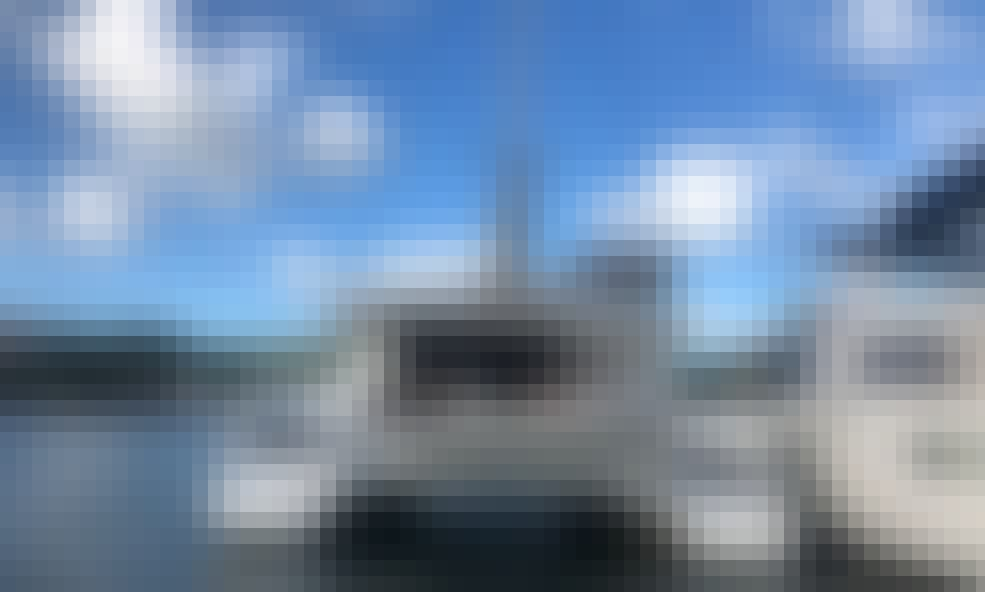 Helia 44 Cruising Catamaran, Tortola, BVI