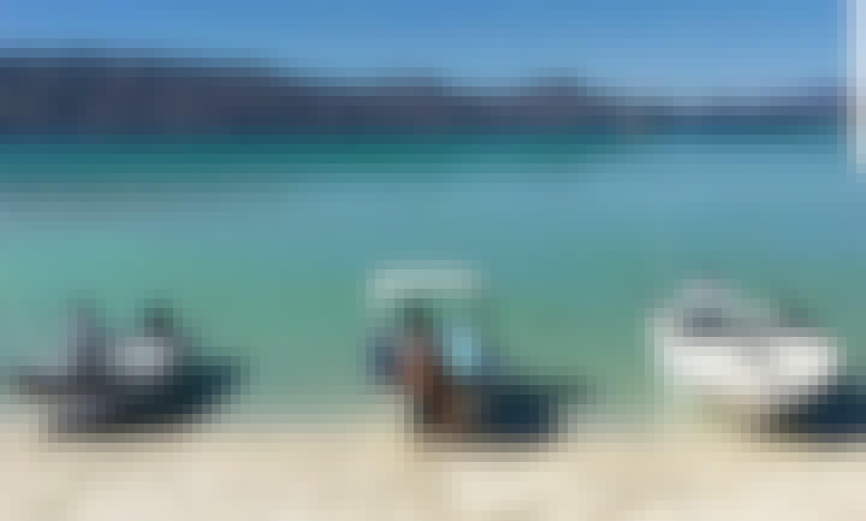 25' Fishing Boat in Loreto Baja, California Sur for 7 person!