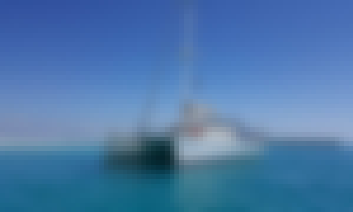 56ft Charter Catamaran in Zanzibar Island